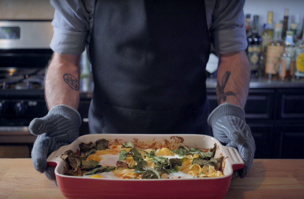 Binging with Babish screenshot