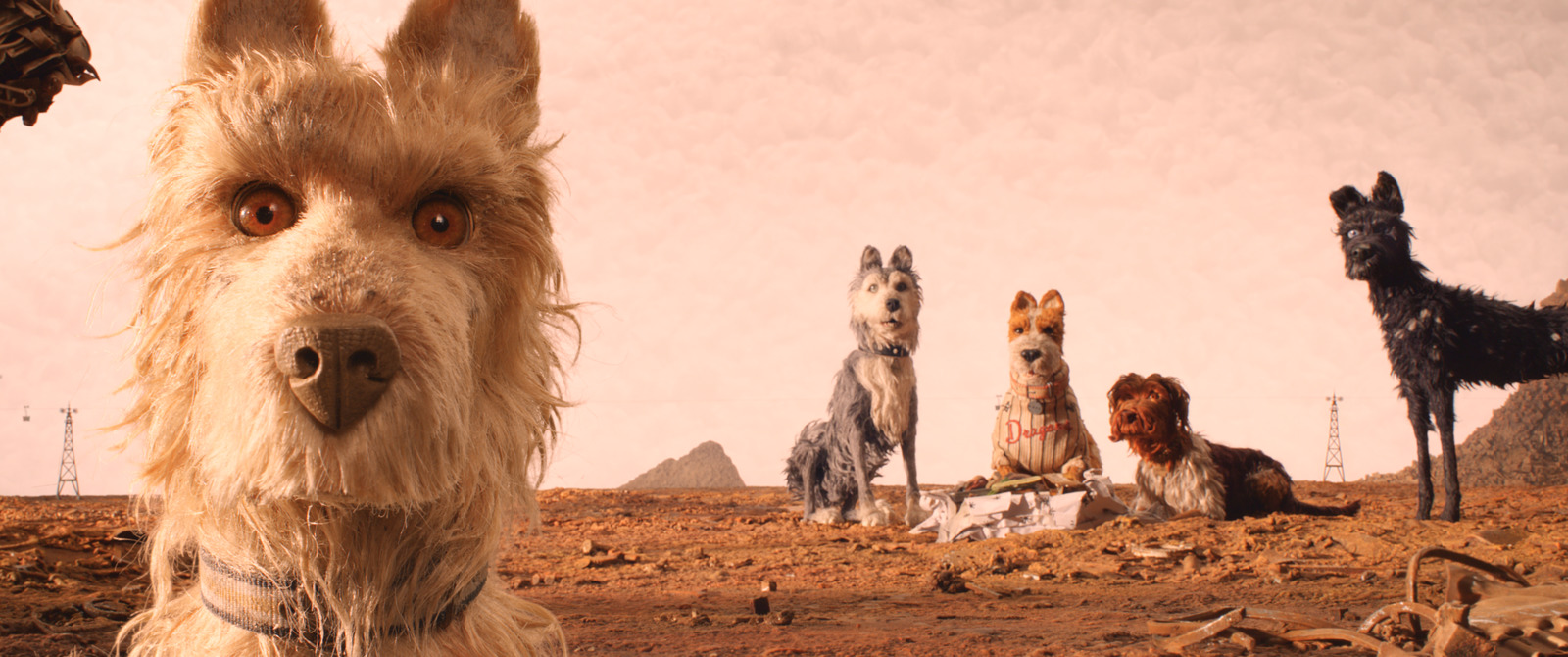 Wes Anderson's animation Isle of Dogs will open the 14th Glasgow Film Festival.