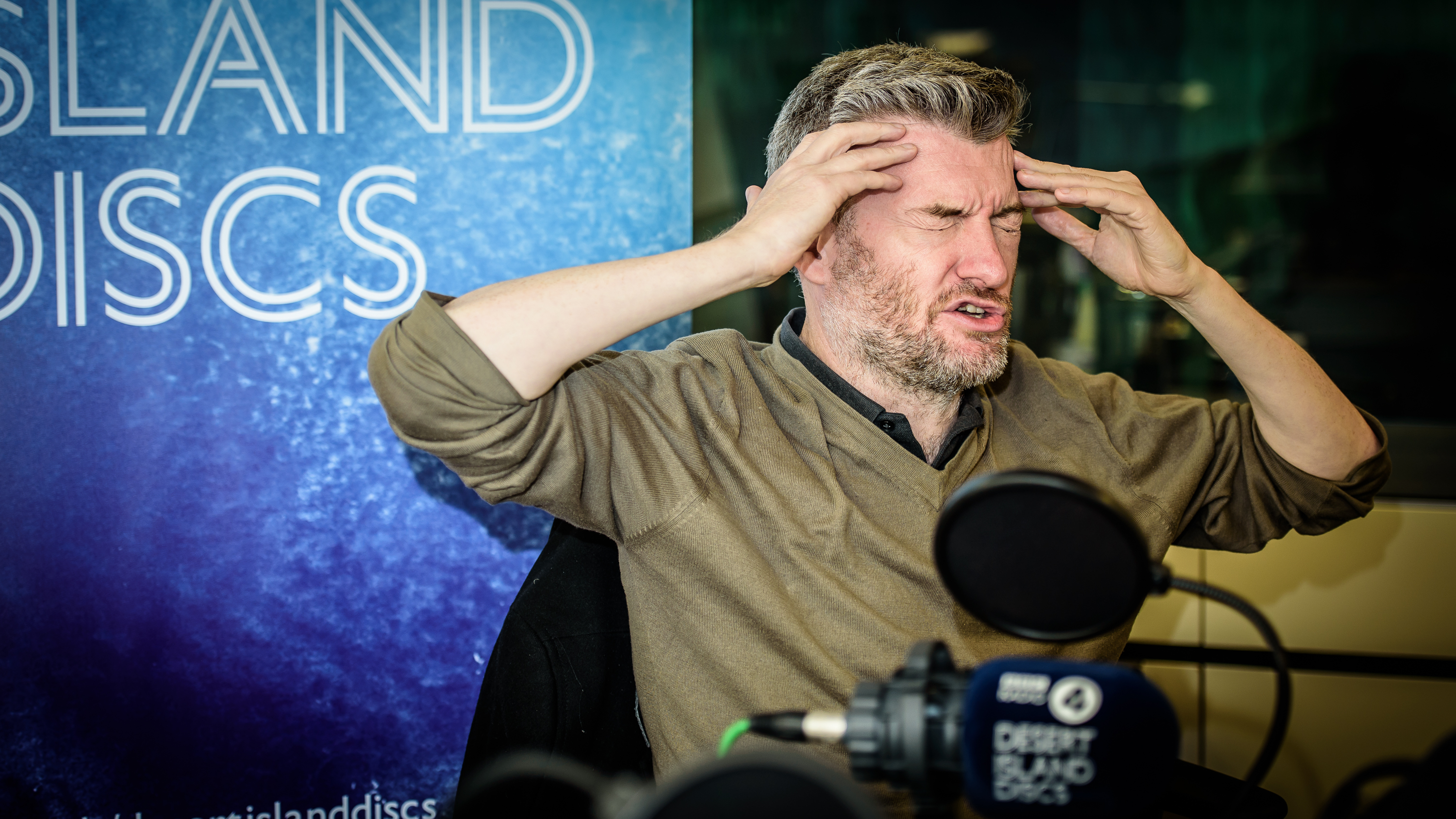 Charlie Brooker on Desert Island Discs