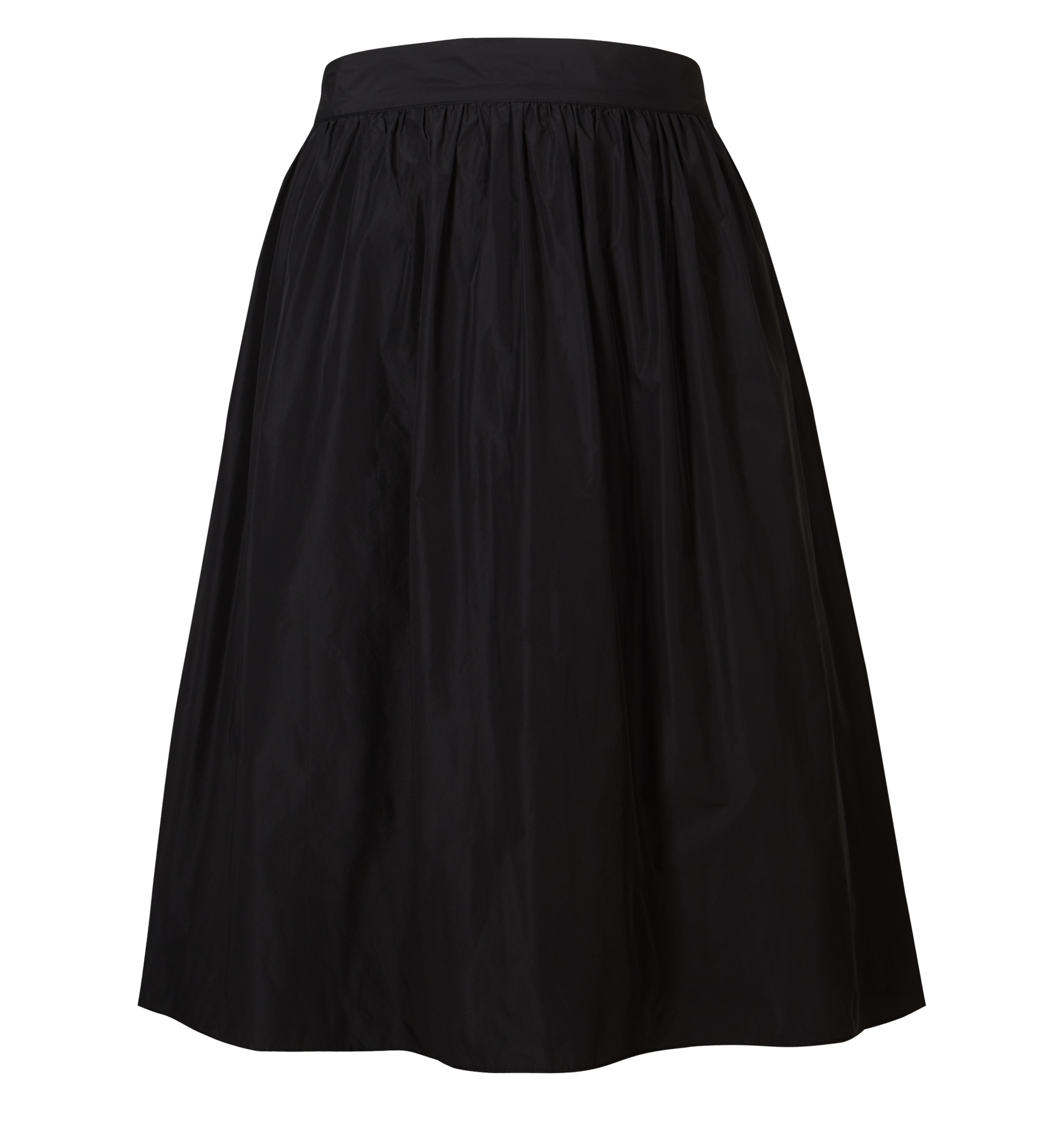 M&S Collection Curve Skirt