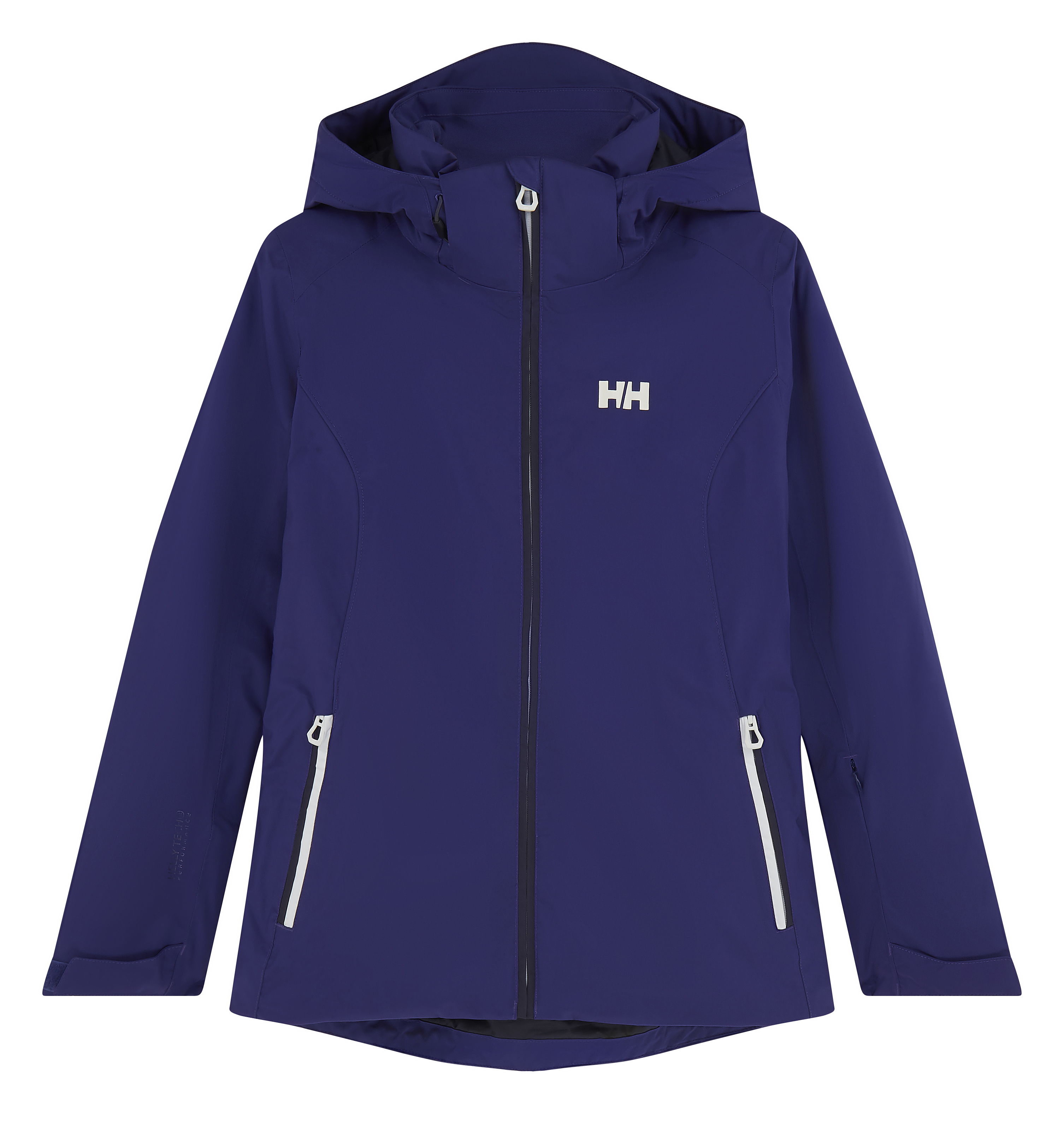 Helly Hansen Women's Hooded Jacket in Purple