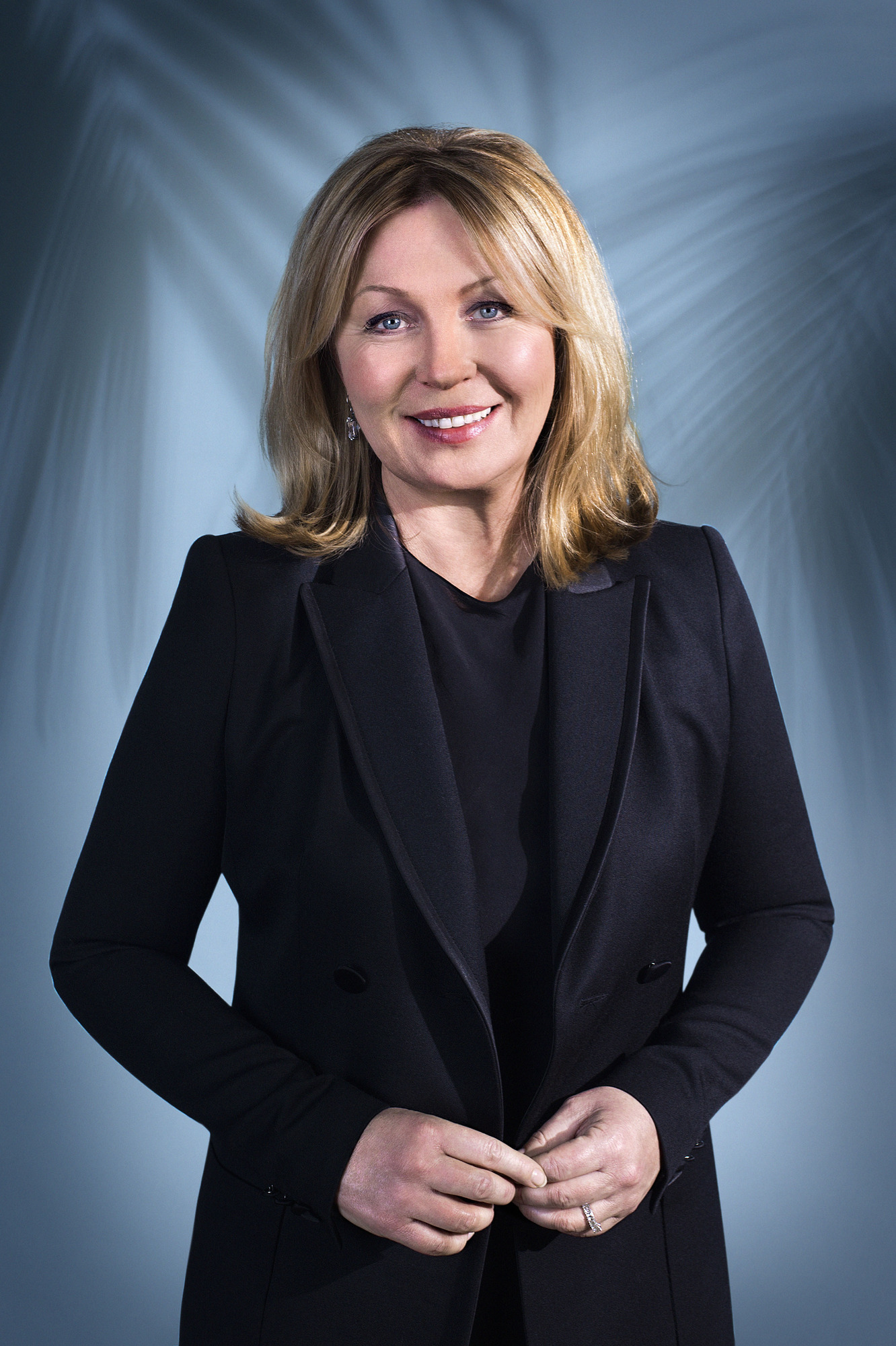Kirsty Young on Desert Island Discs (BBC)