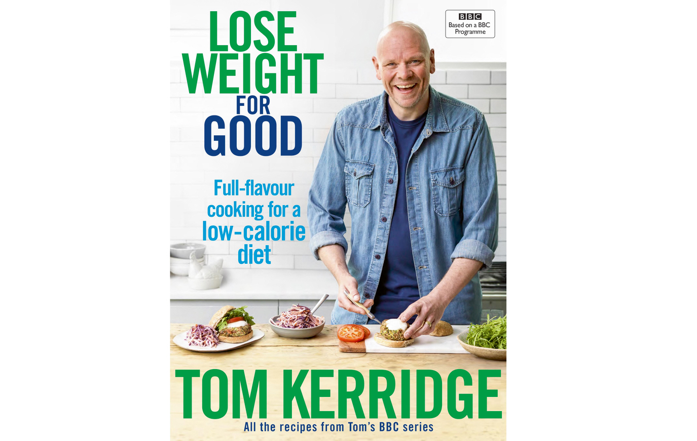 Book jacket of Lose Weight for Good (© Cristian Barnett/PA)