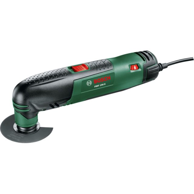 Bosch PMF 190 E Electric 190W All Rounder Multifunctional Tool, £79.99, Homebase (Homebase/PA)