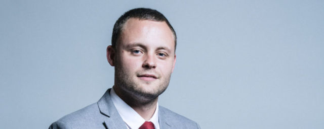 Conservative MP Ben Bradley