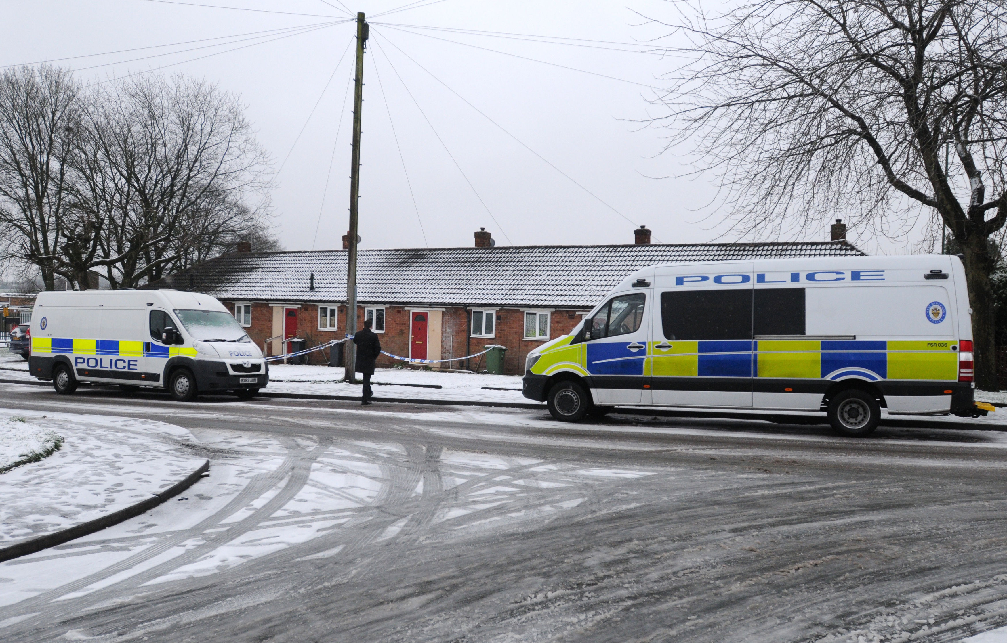 Brownhills: murdered 8 year old girl suspect arrested