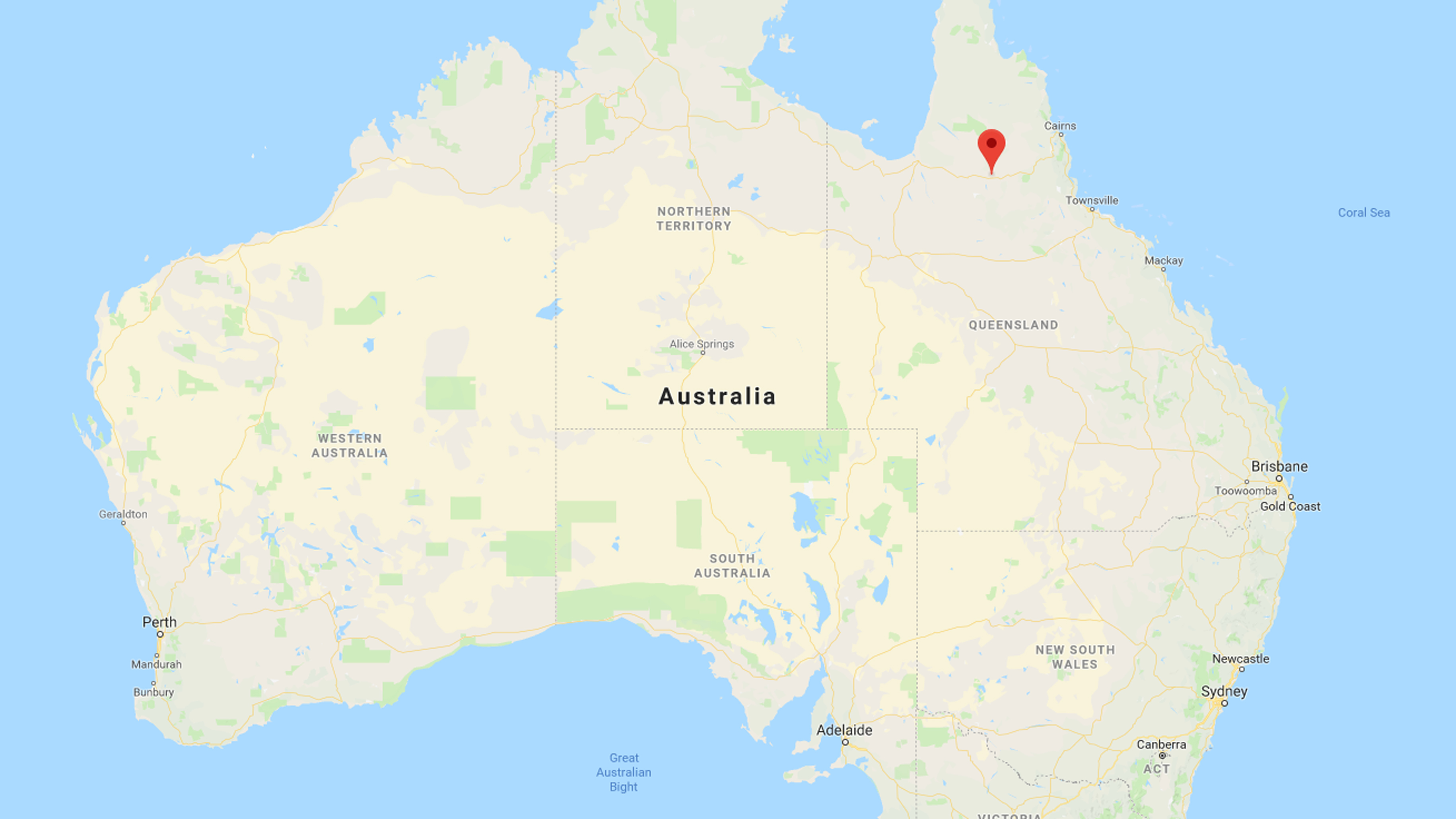 Researchers Find a Chunk of North America Stuck to Australia
