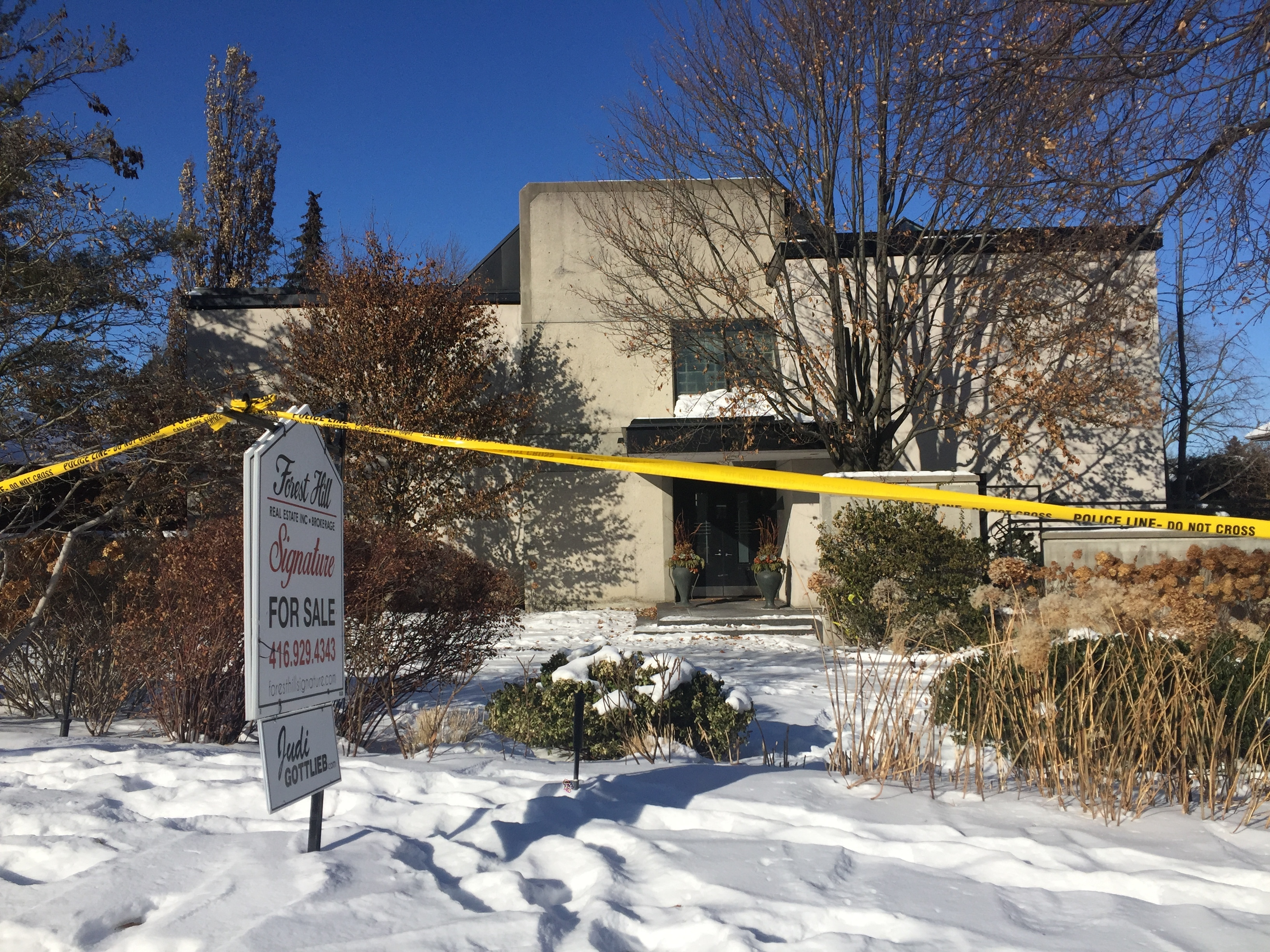 Barry, Honey Sherman were targeted, victims of double homicide