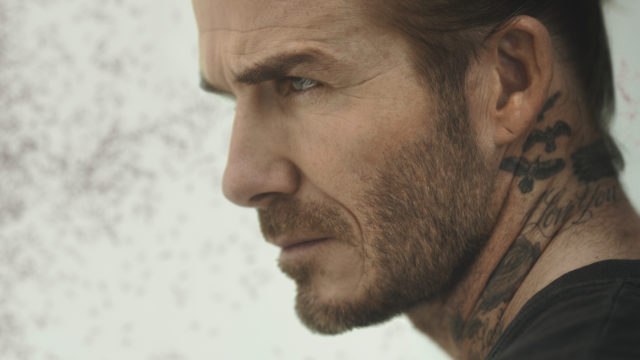 David Beckham calls for 'bold action' to be taken against Malaria
