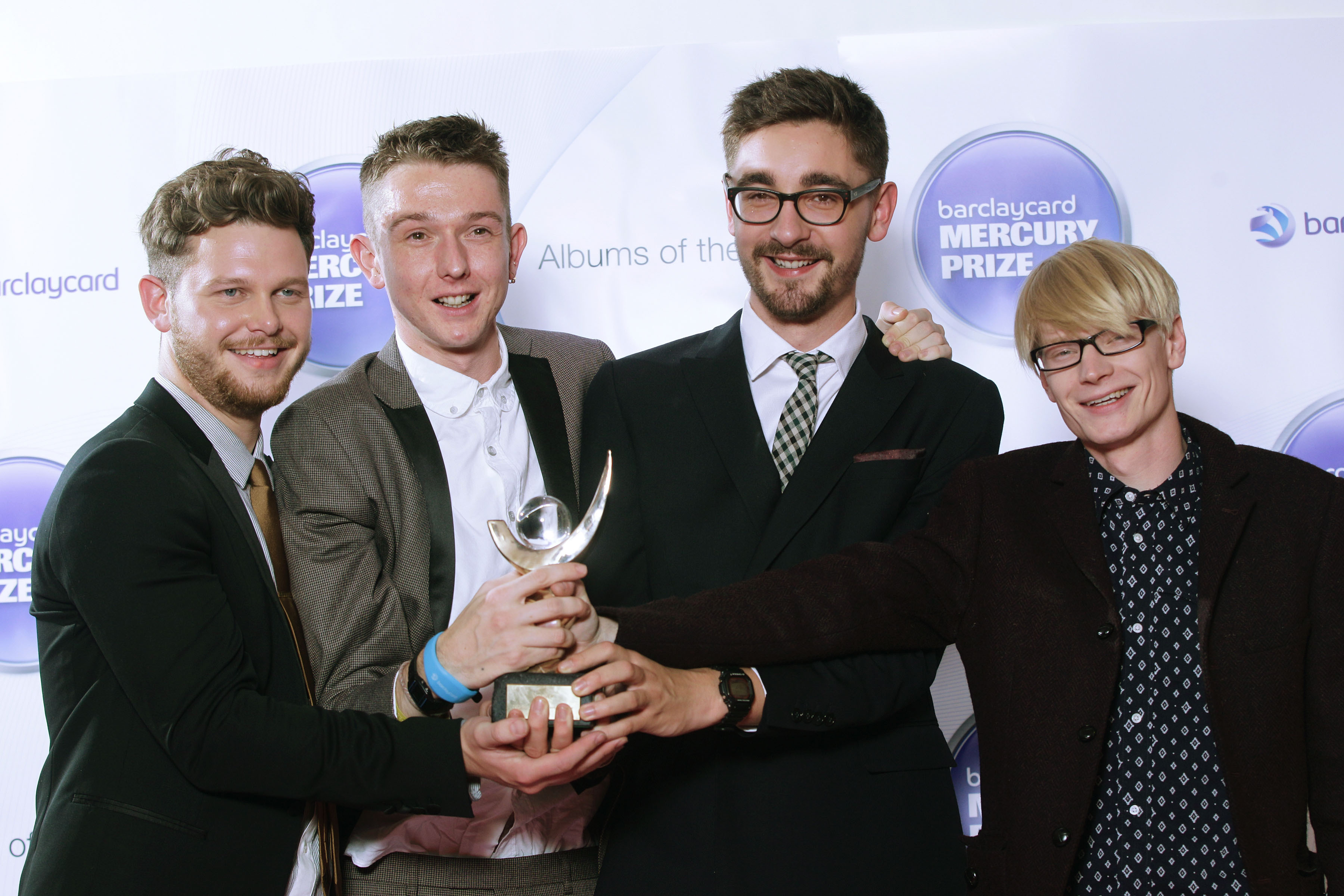 Barclaycard Mercury Music Prize 2012 - London