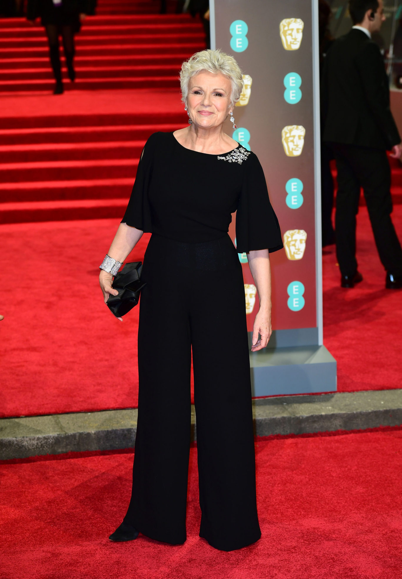 Dame Julie Walters is no stranger to the Baftas - she's won several for her big and small screen appearances (Ian West/PA)