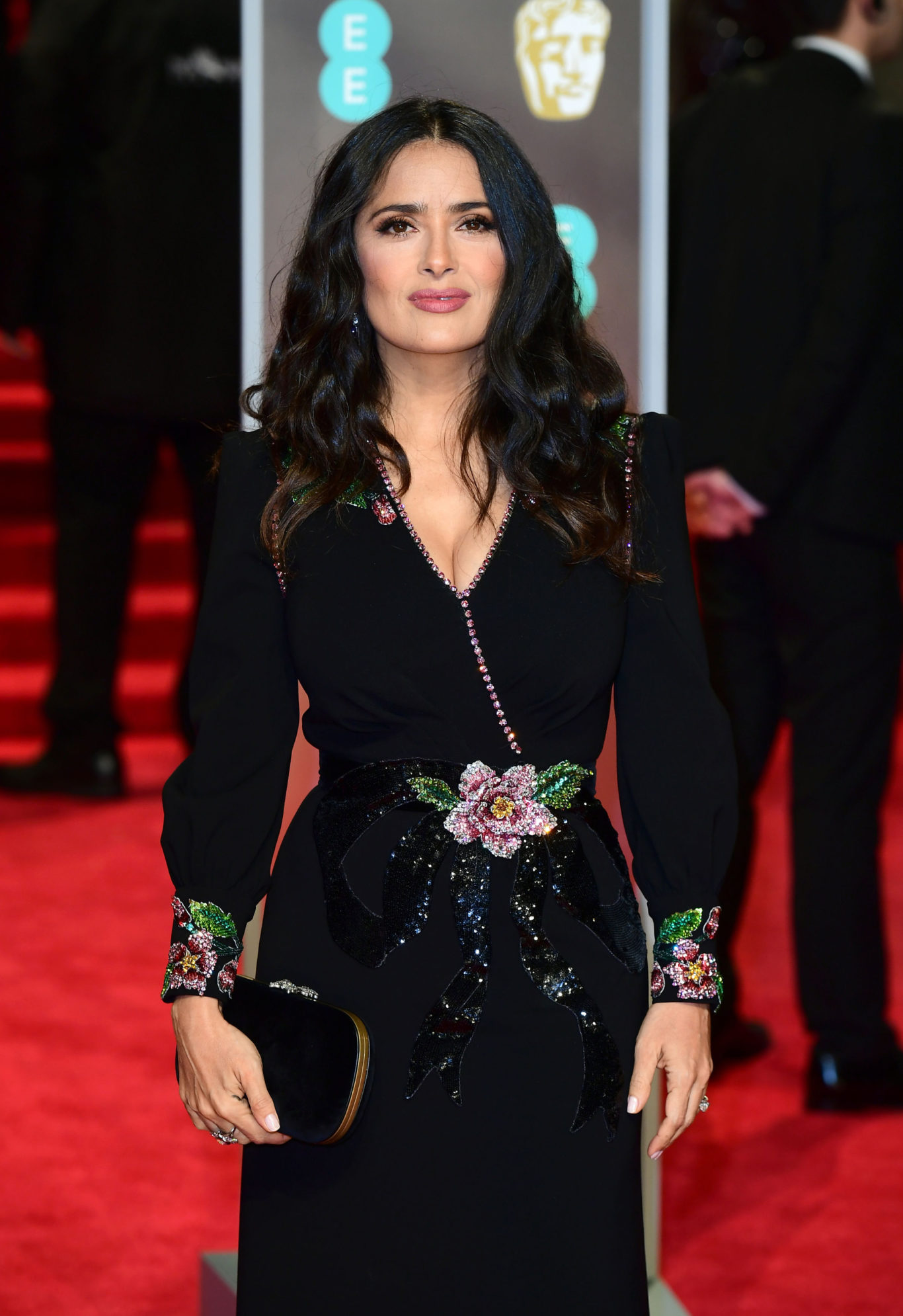 Salma Hayek has been an important voice in the #MeToo movement (Ian West/PA)