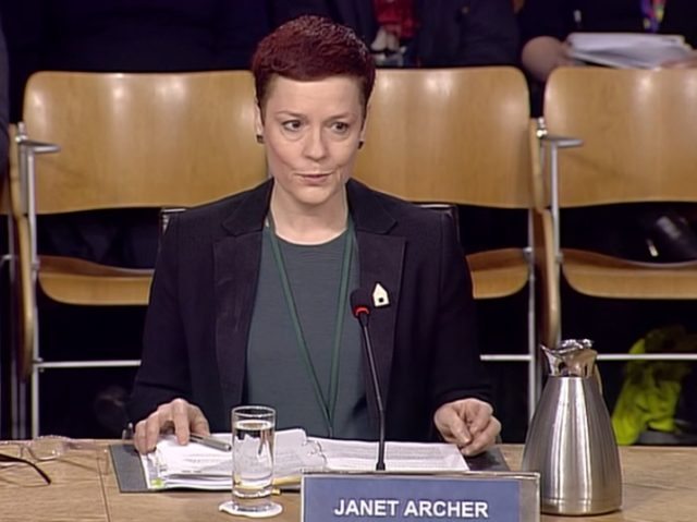 Janet Archer, chief executive of Creative Scotland