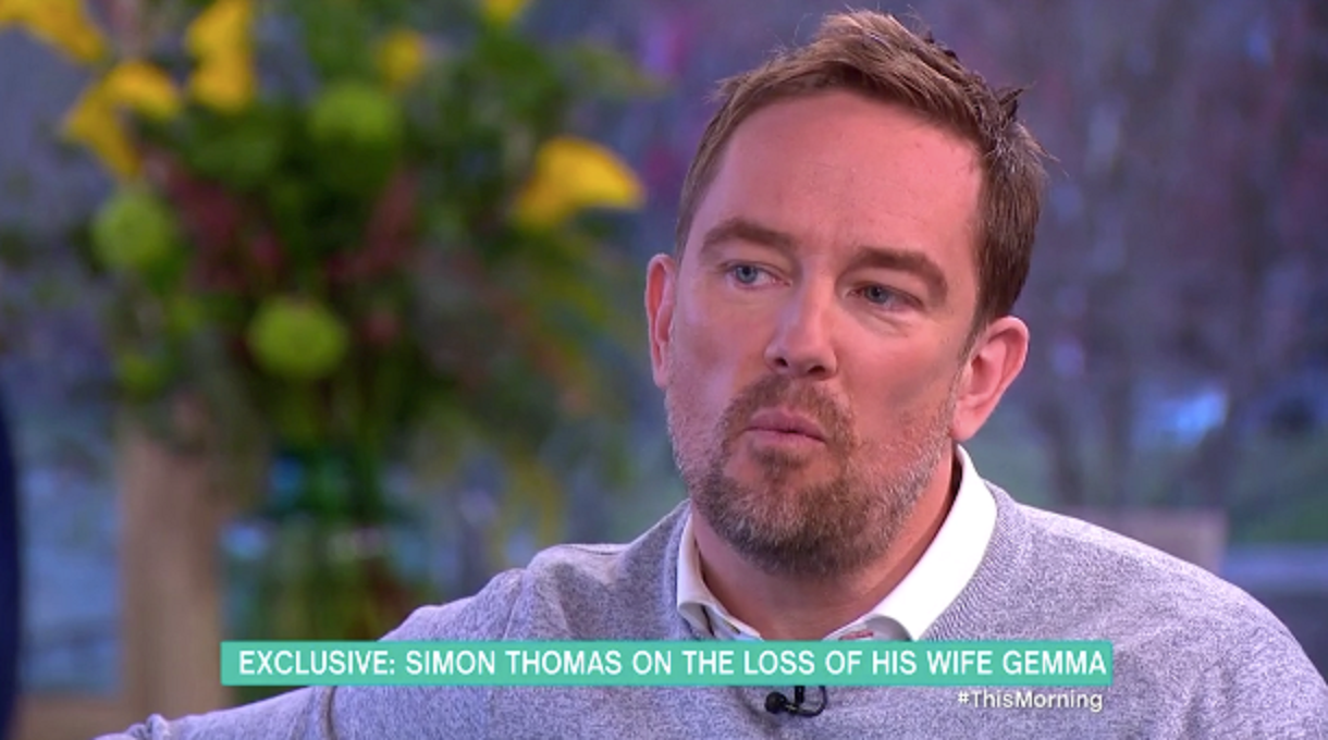 Simon Thomas