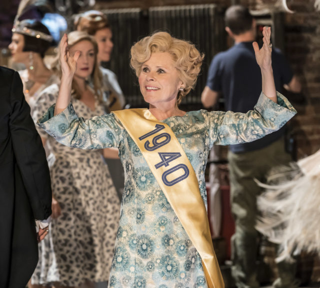 Imelda Staunton in Follies (Johan Persson)
