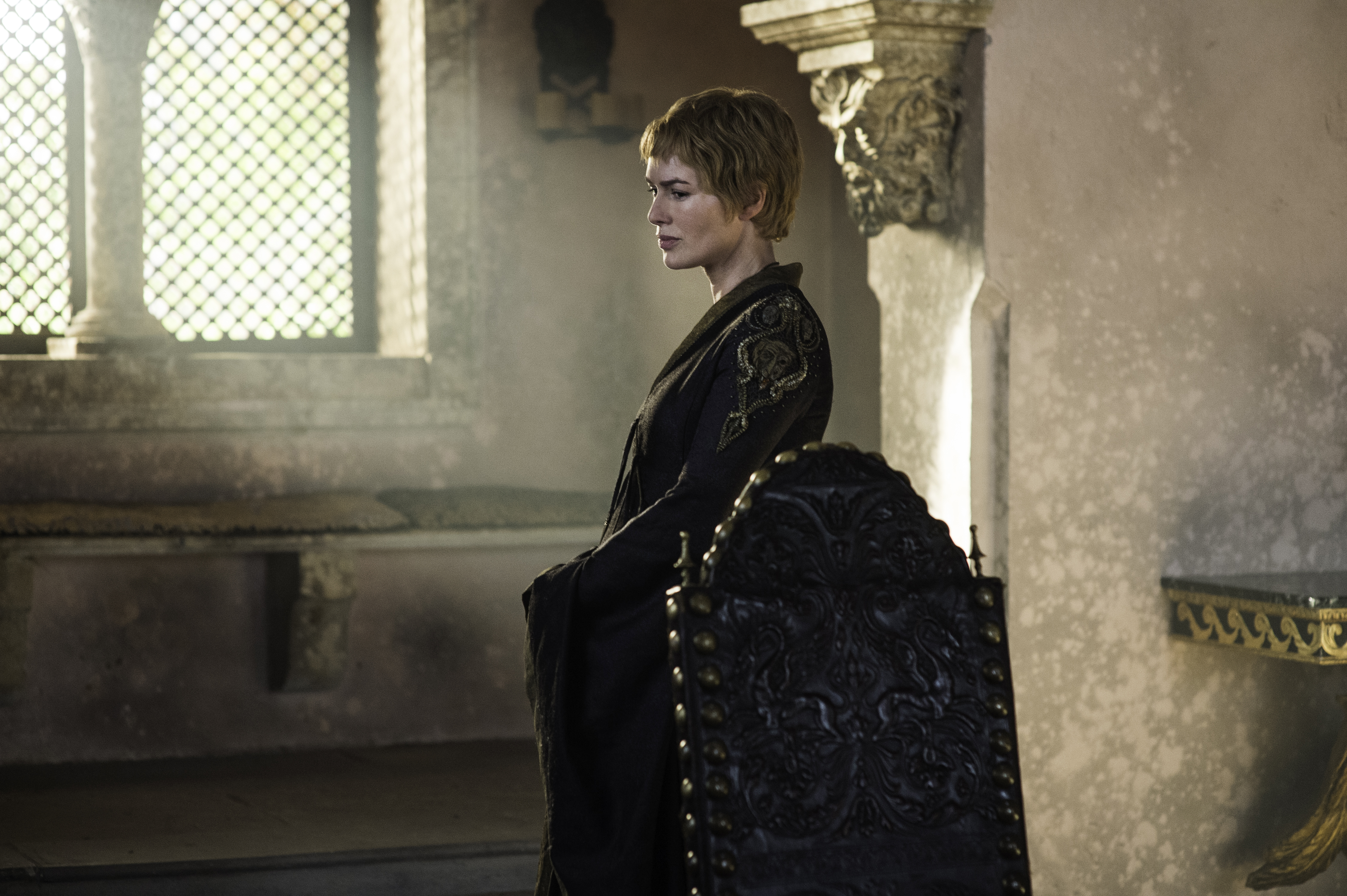 Lena Headey as Cersei Lannister (HBO)