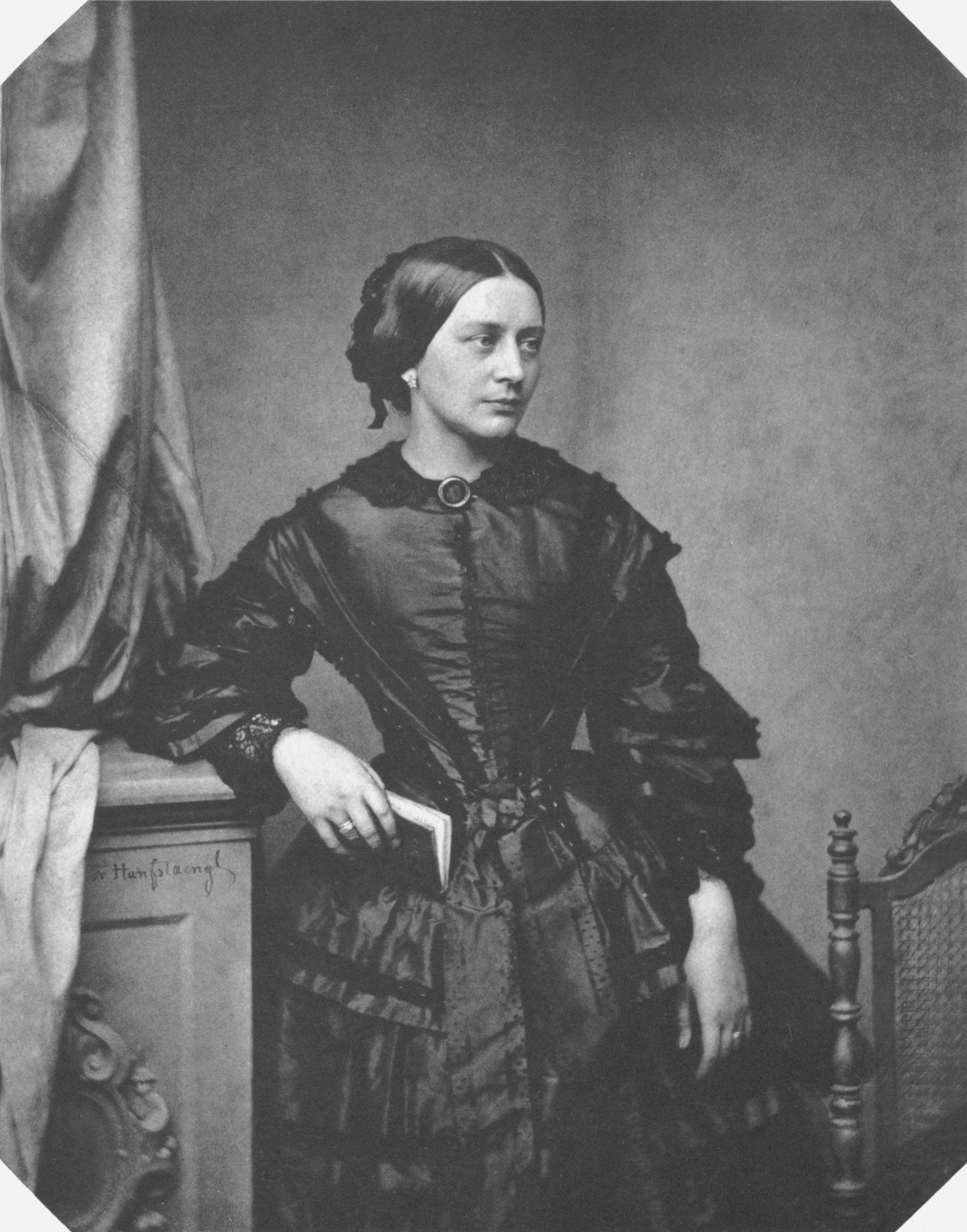 Clara Schumann (Creative Commons)