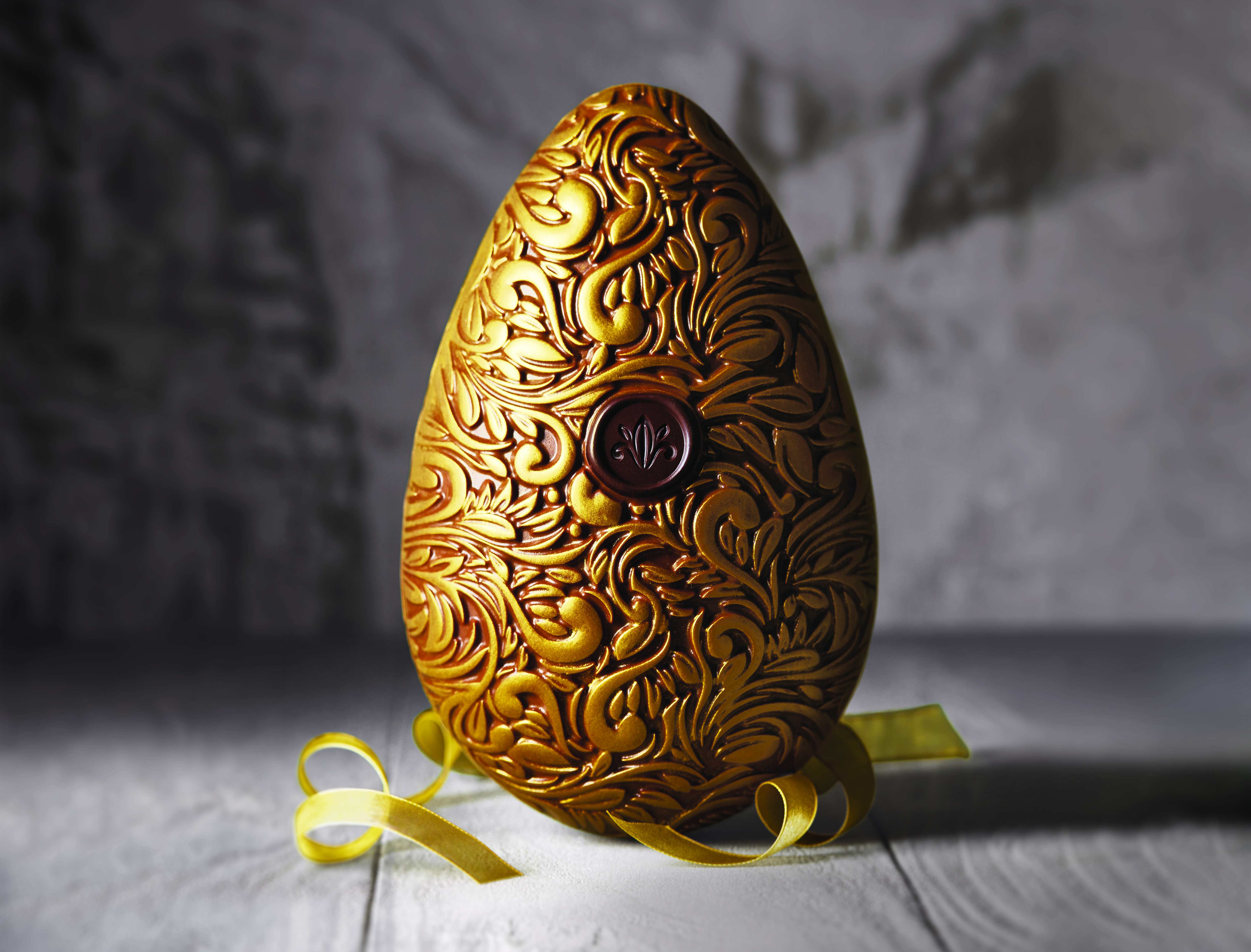 Aldi Specially Selected Exquisite Imperial Easter Egg, £8.99 (Aldi/PA)