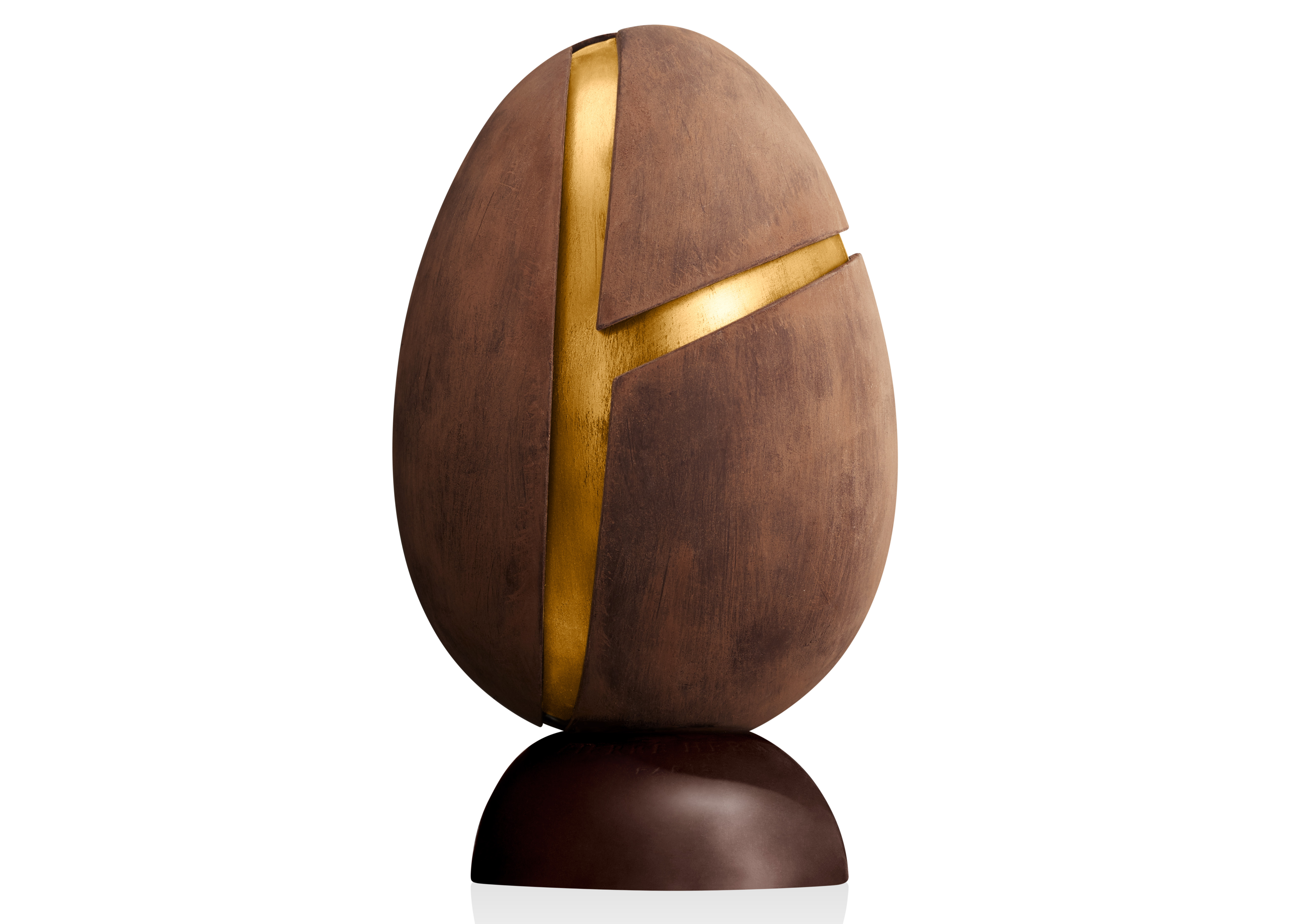 Oeuf Fragments Chocolate Noir Easter Egg, £38.10, pierreherme.com (Pierre Herme/PA)