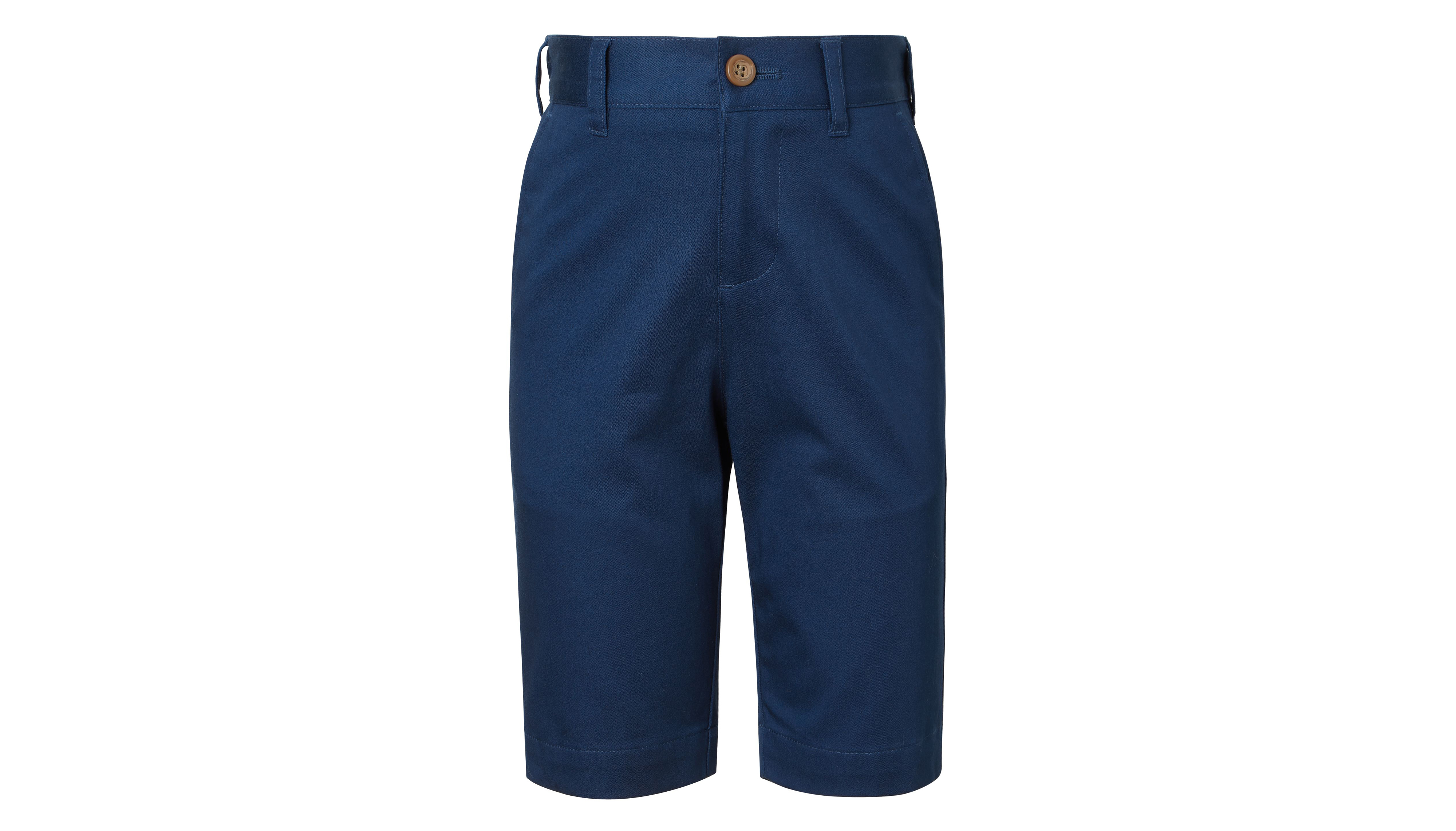 John Lewis Heirloom Collection Boys' Cotton Sateen Suit Shorts