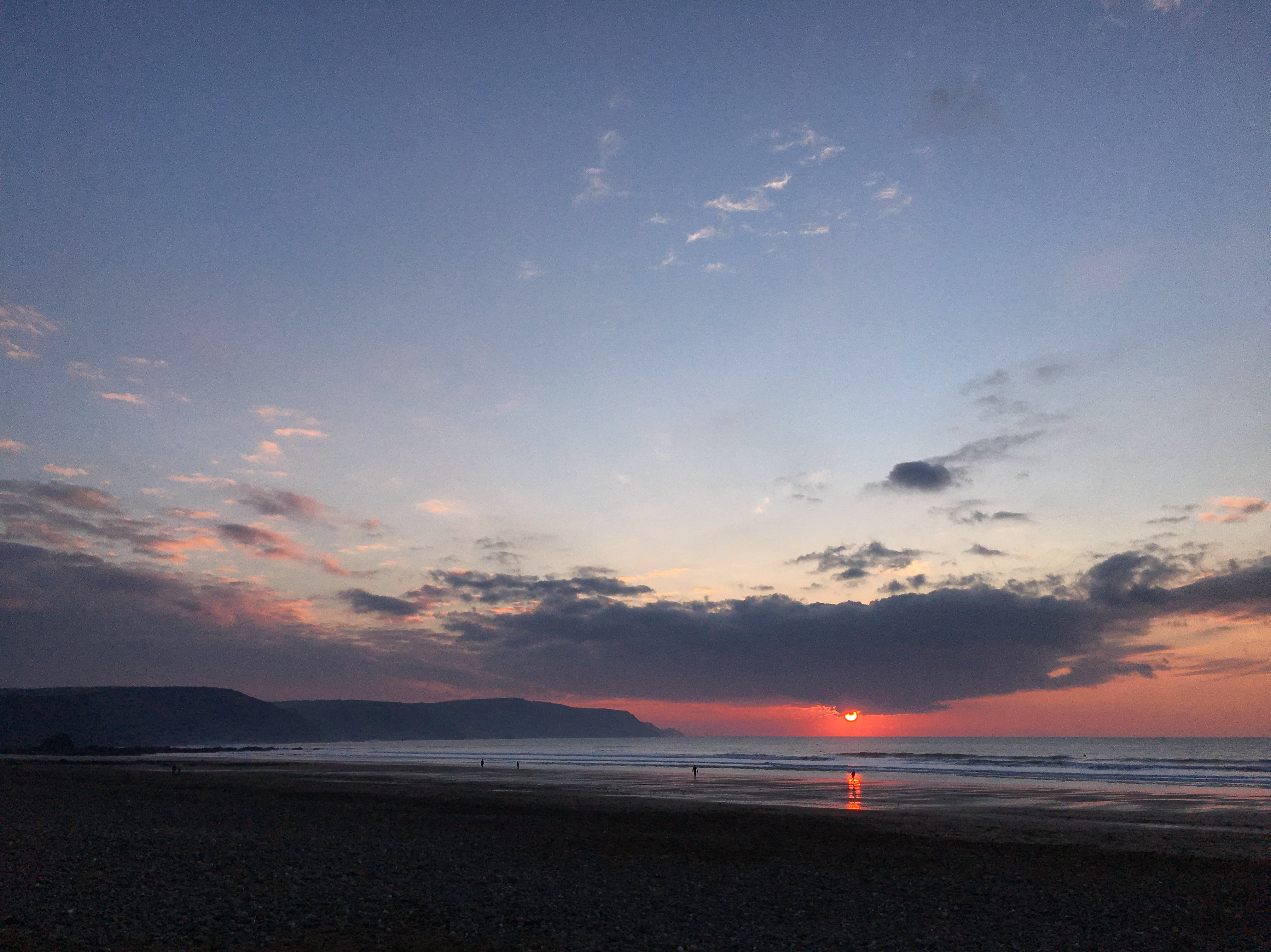 Sunset(Jo Bradford/PA)