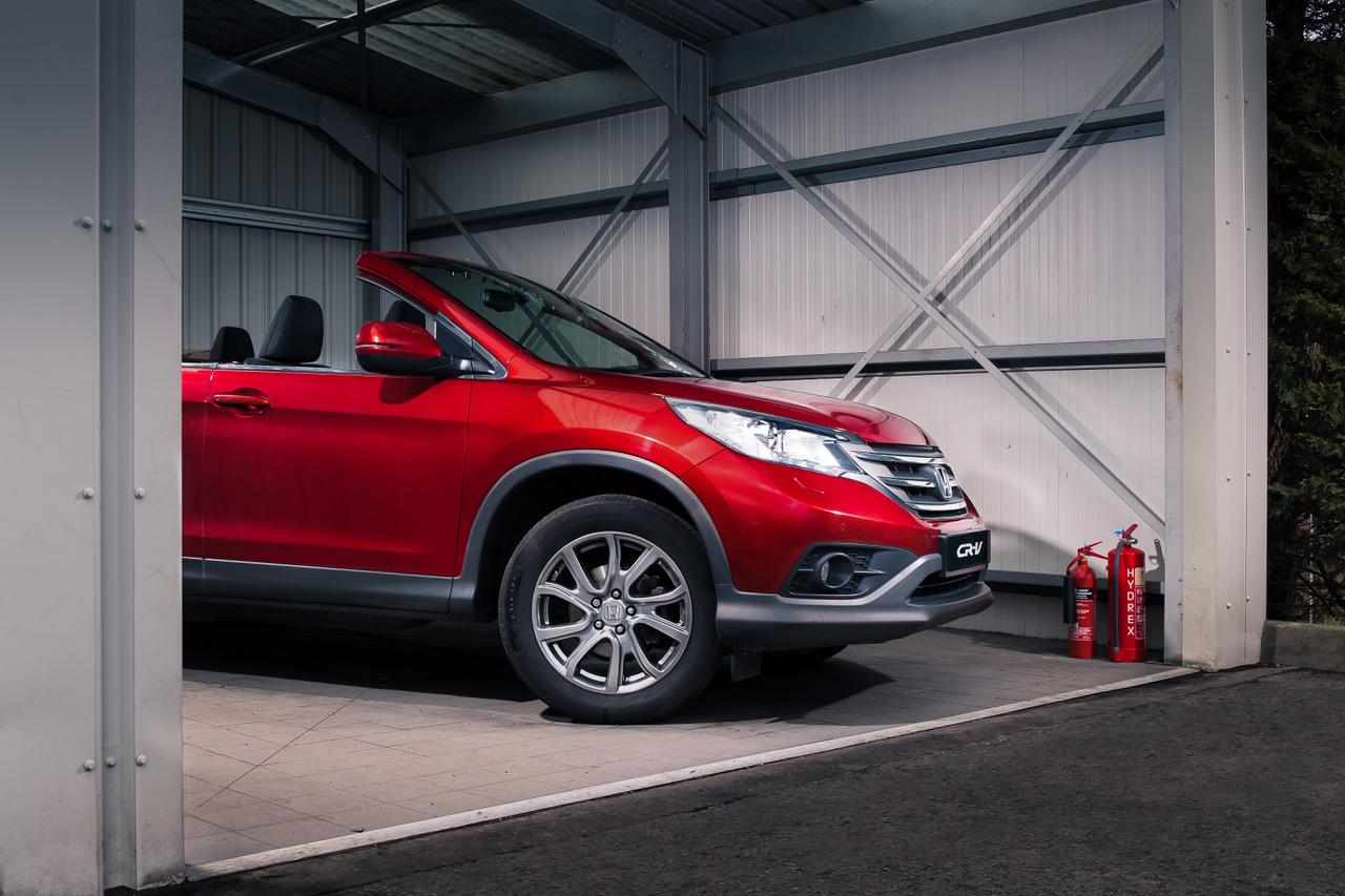 Honda Motor (HMC) Rating Increased to Buy at UBS
