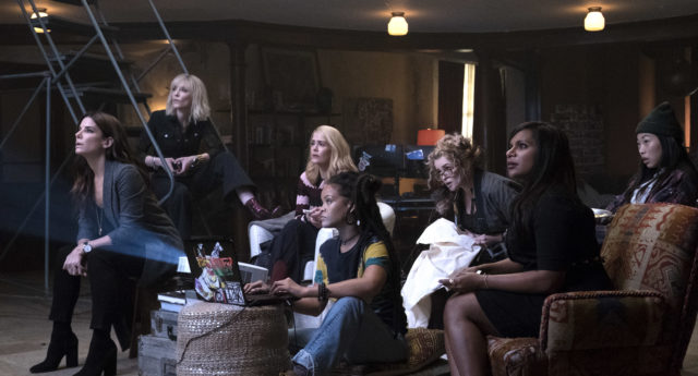 'Ocean's 8': Main Trailer For 'Ocean's Eleven' Spinoff Released