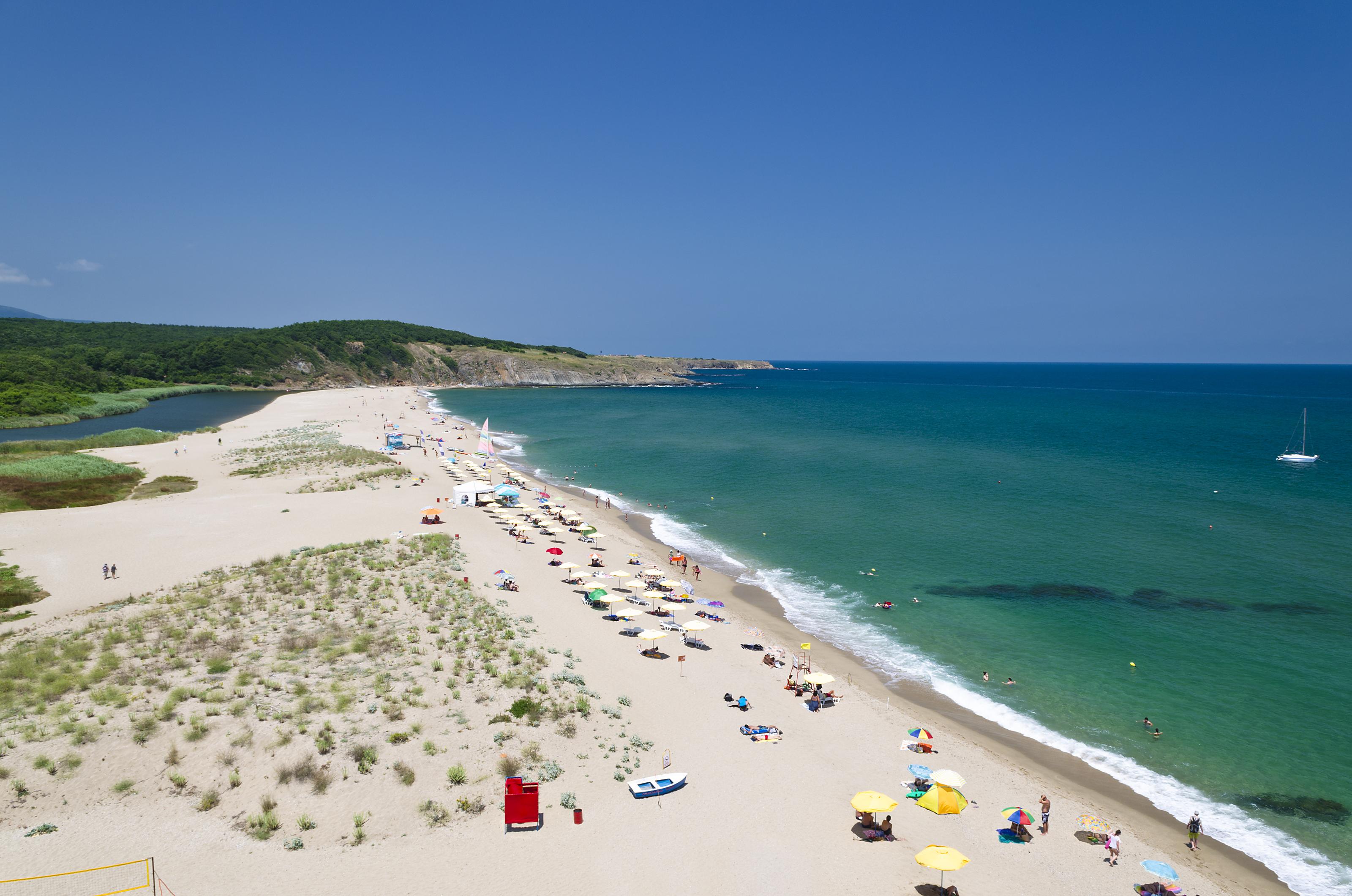 red light district sunny beach bulgaria