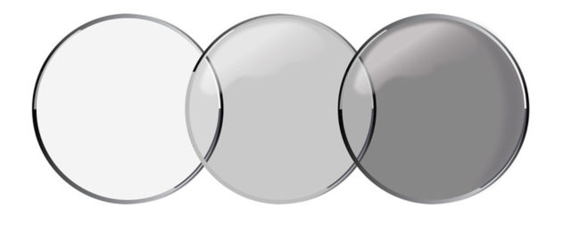 Acuvue Oasys - Transitions Lenses.