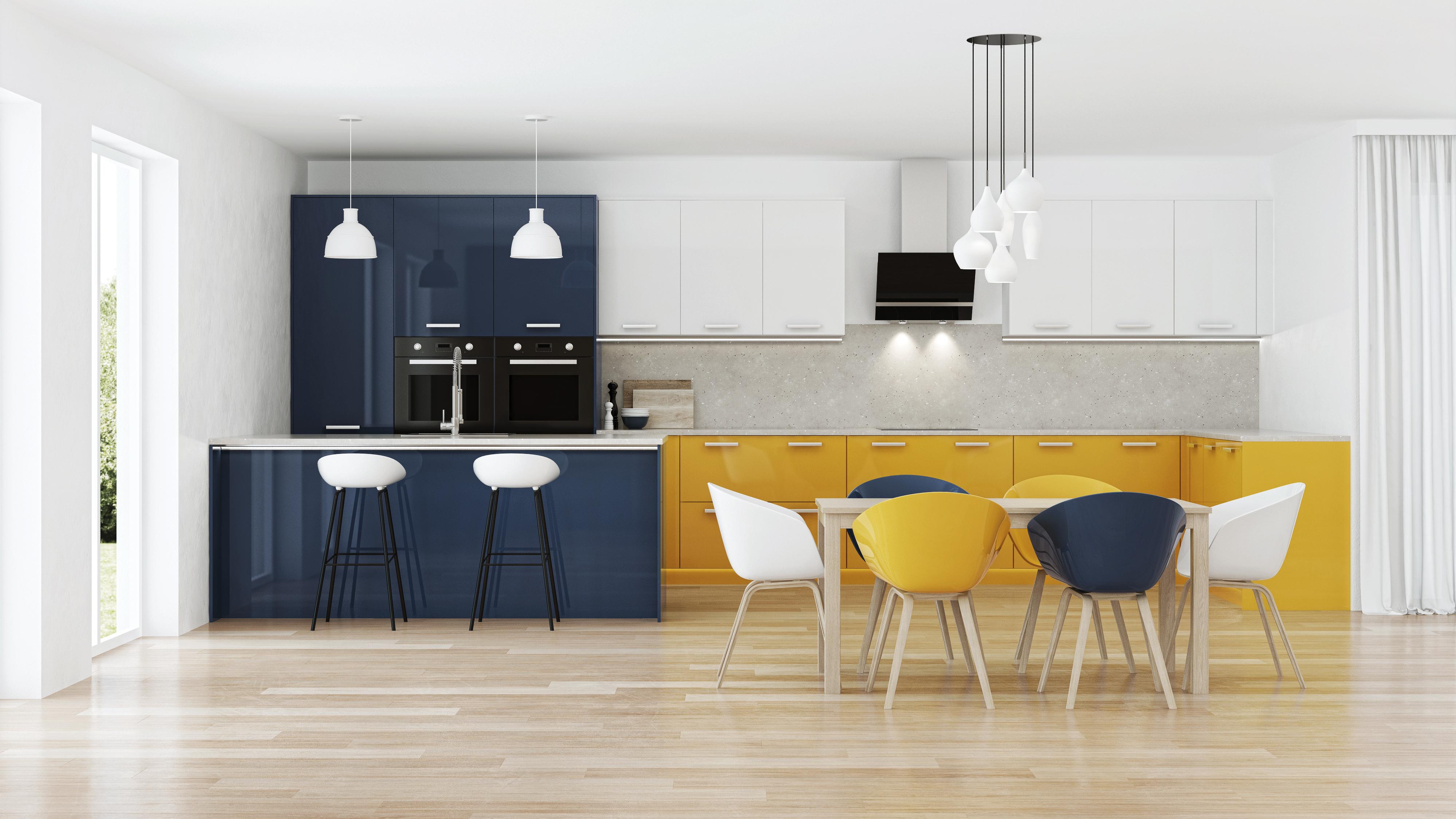 tiles laminate or luxury vinyl which kitchen flooring option s rh home bt com