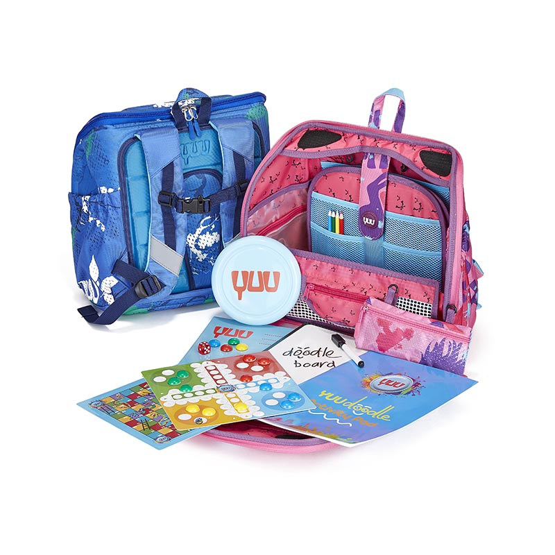 Two YUUbag Max Deluxe bags