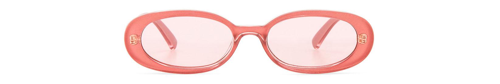 Le Specs X Revolve Outta Love Sunglasses