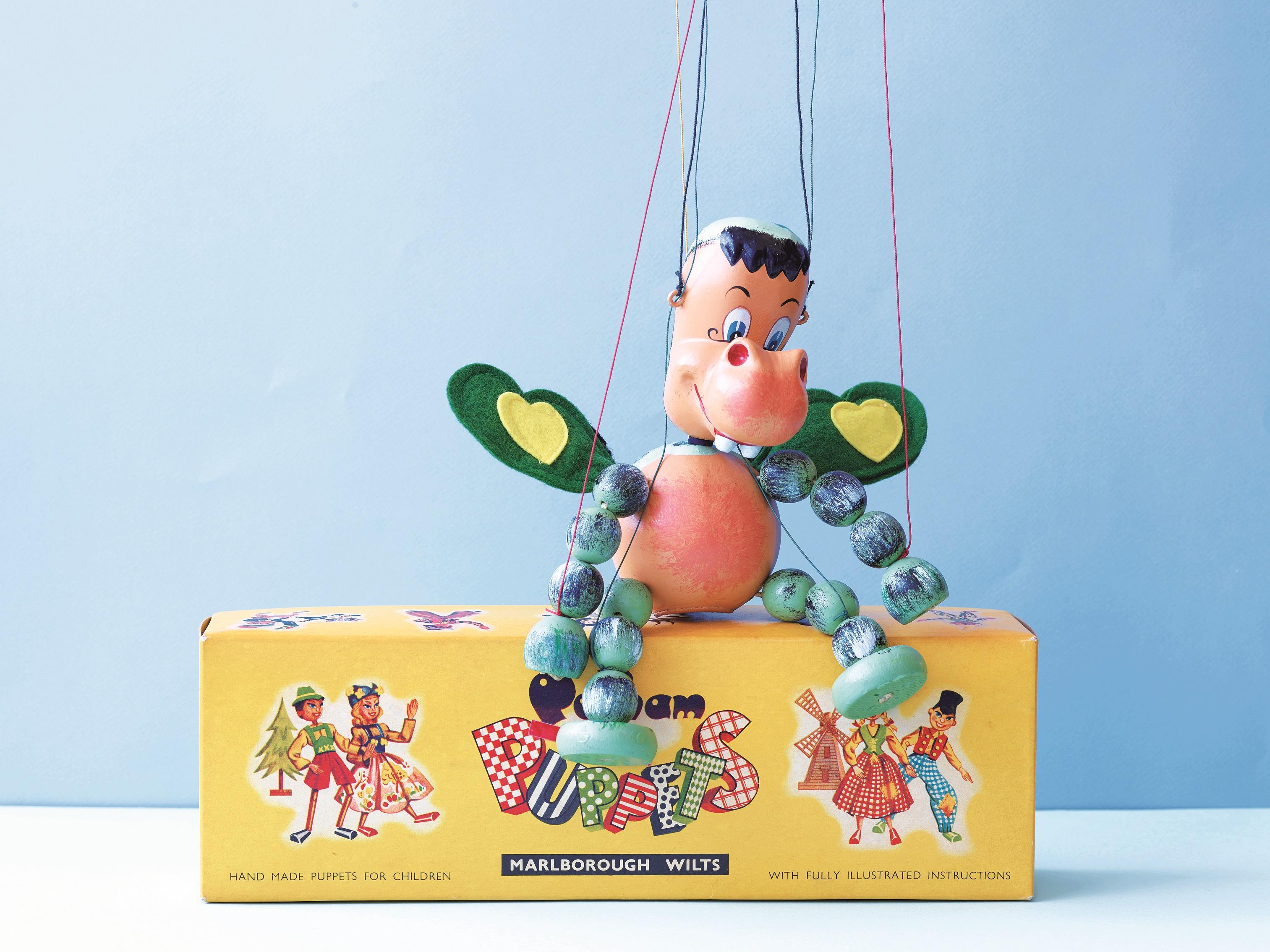Puppet (Tony Briscoe/PA)