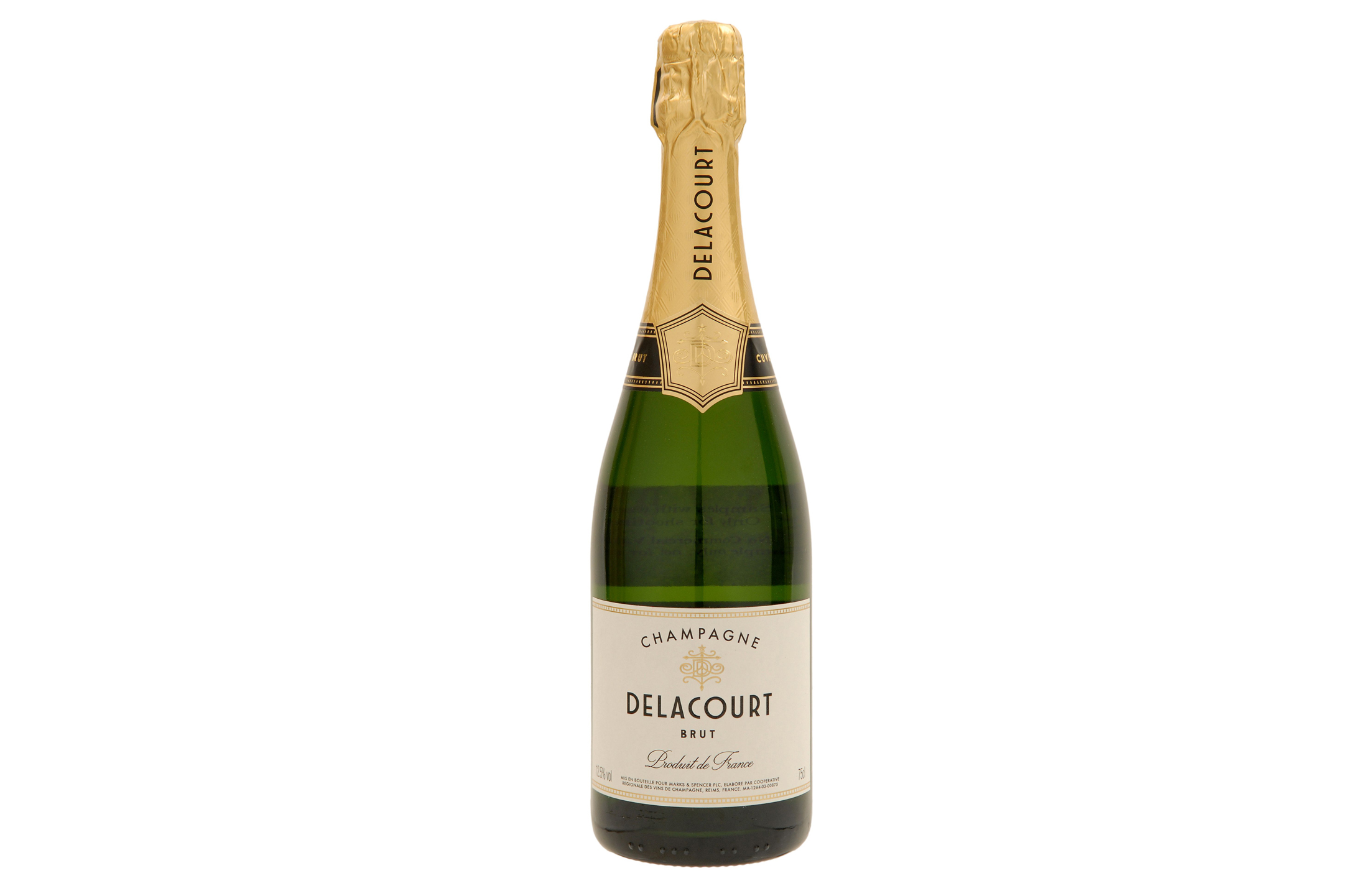 Champagne Delacourt Brut NV, France