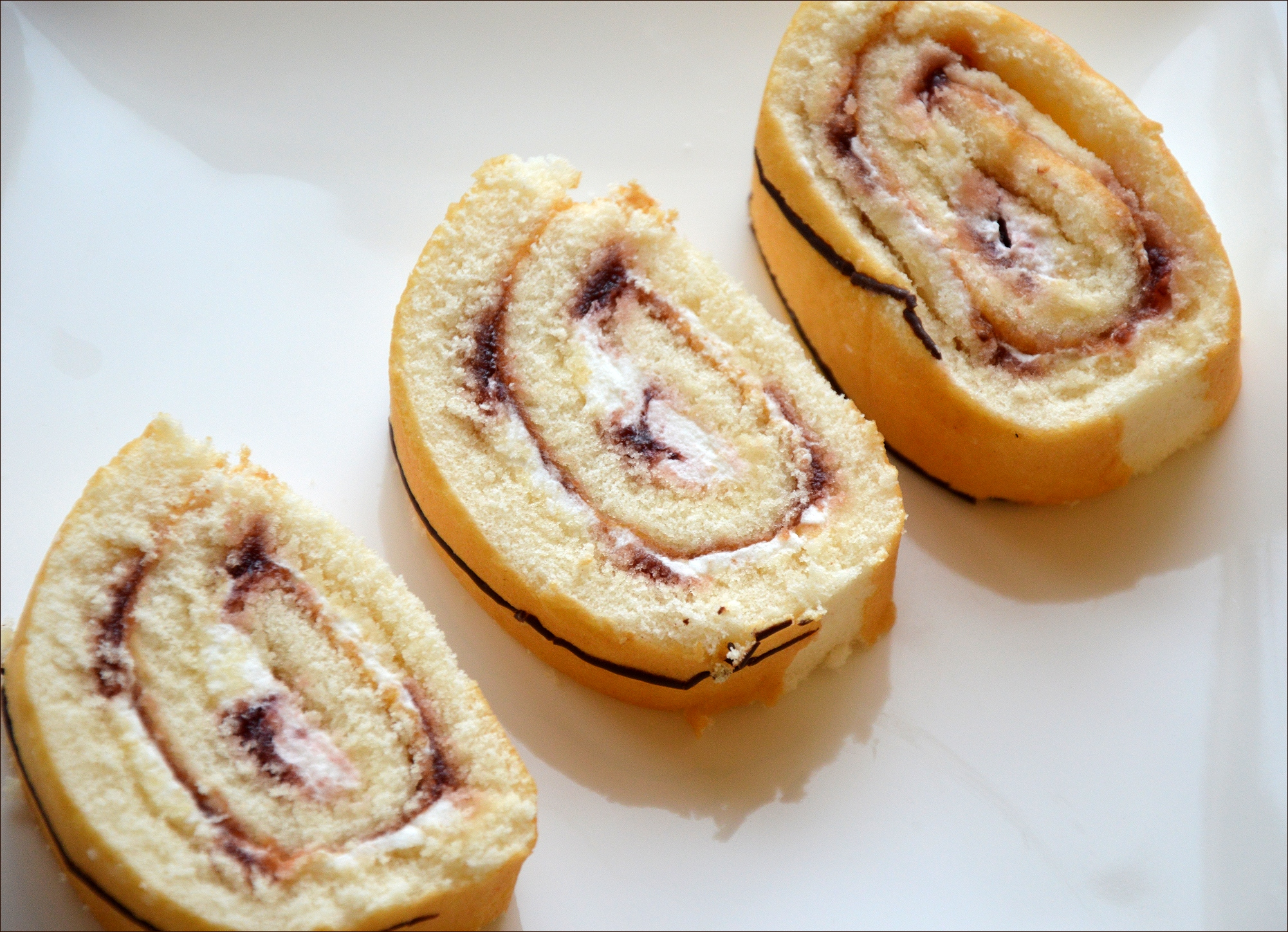 The jam roly-poly (PA)