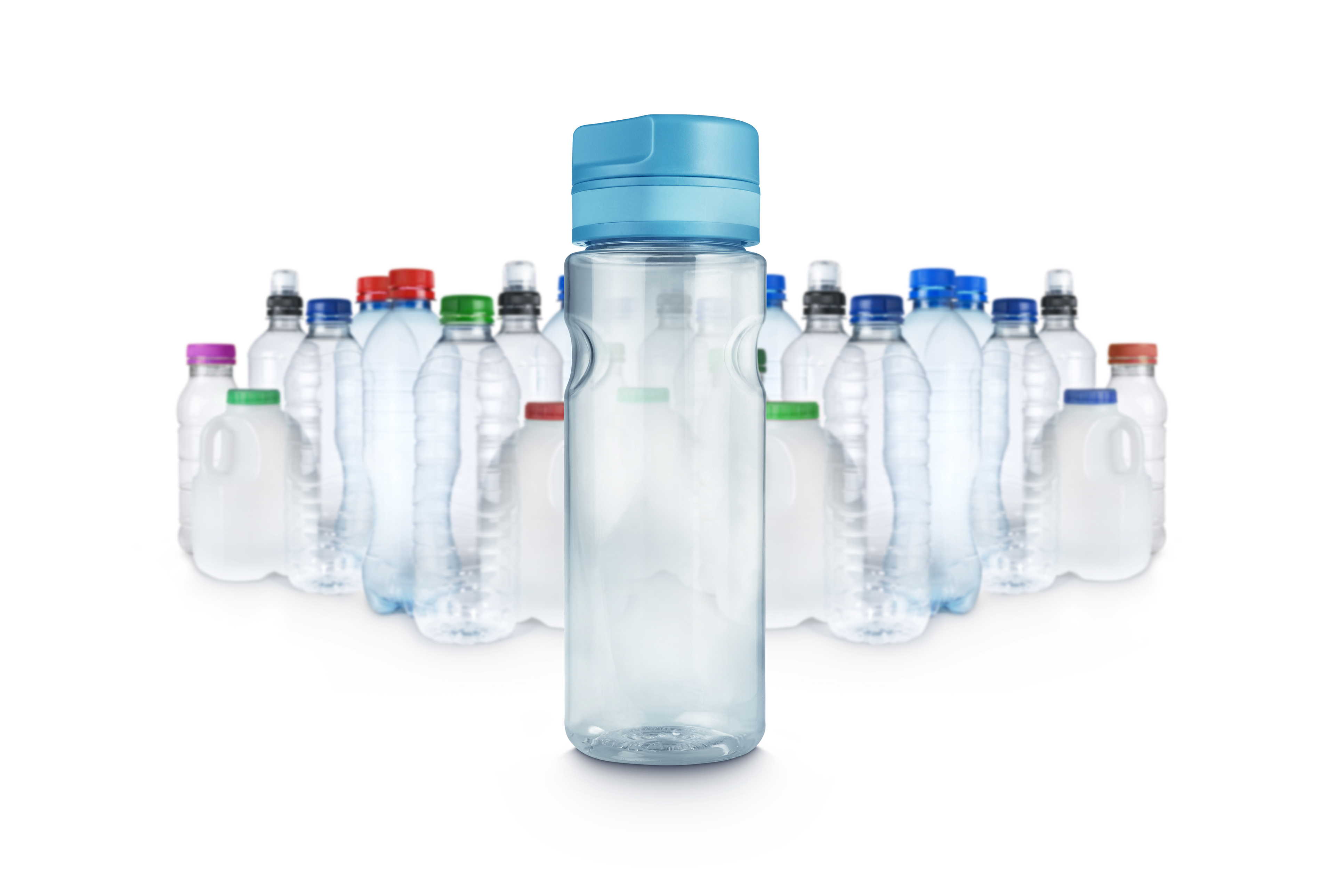 reusable water and drinks bottle