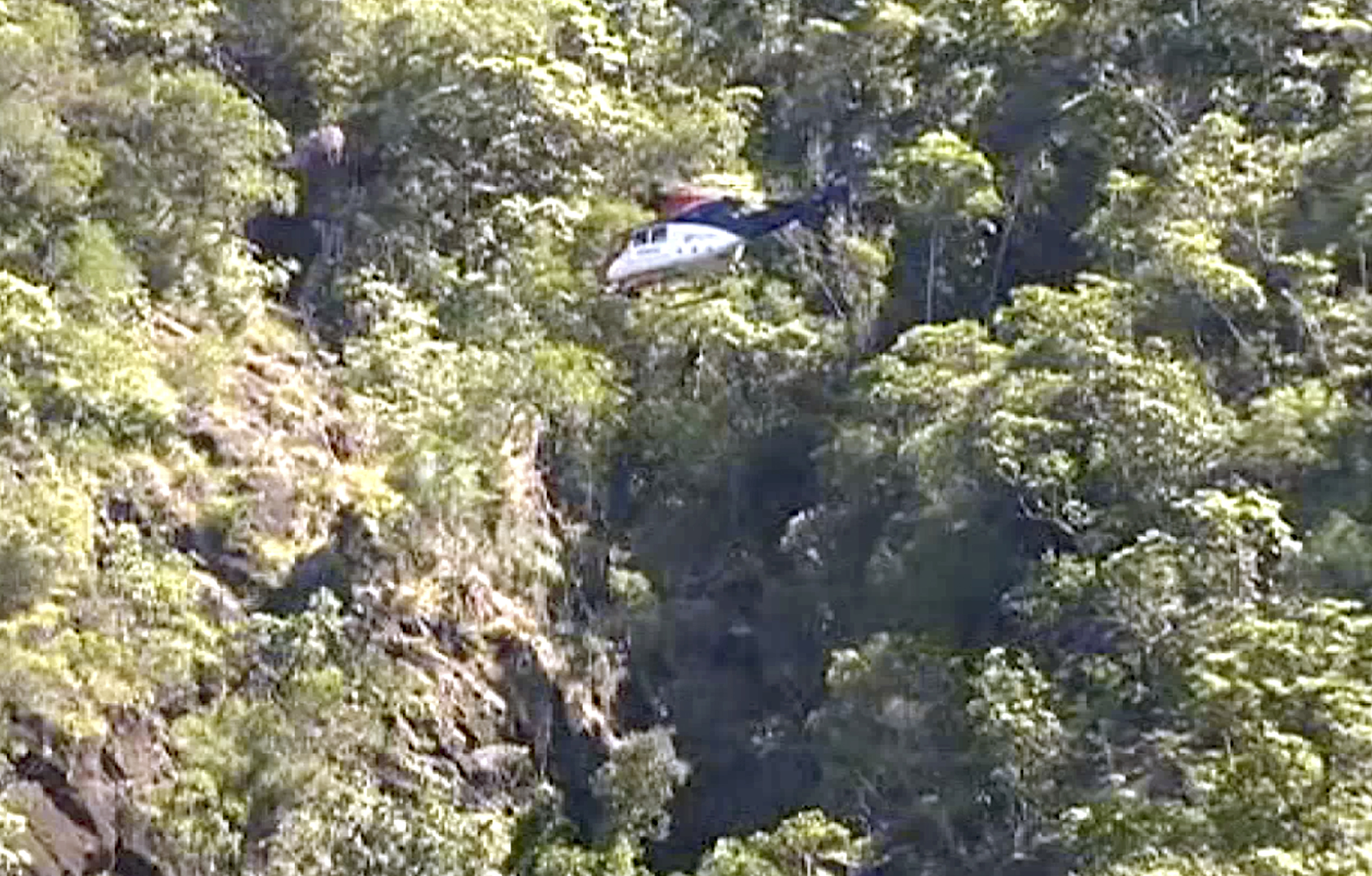 Backpacker safe after six nights lost in the bush
