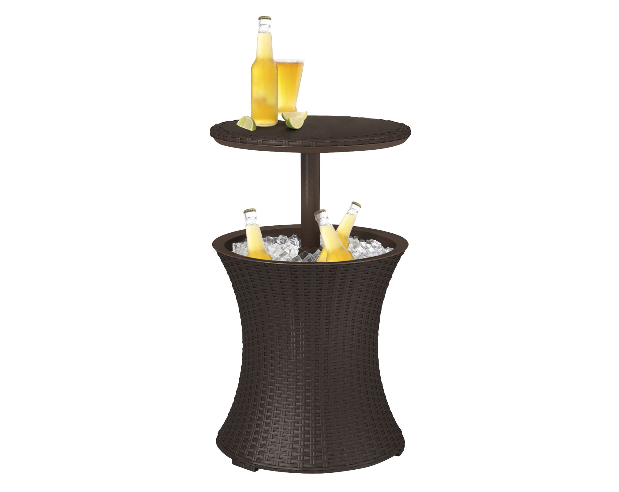 Rattan style Keter Cool Bar, Morrisons