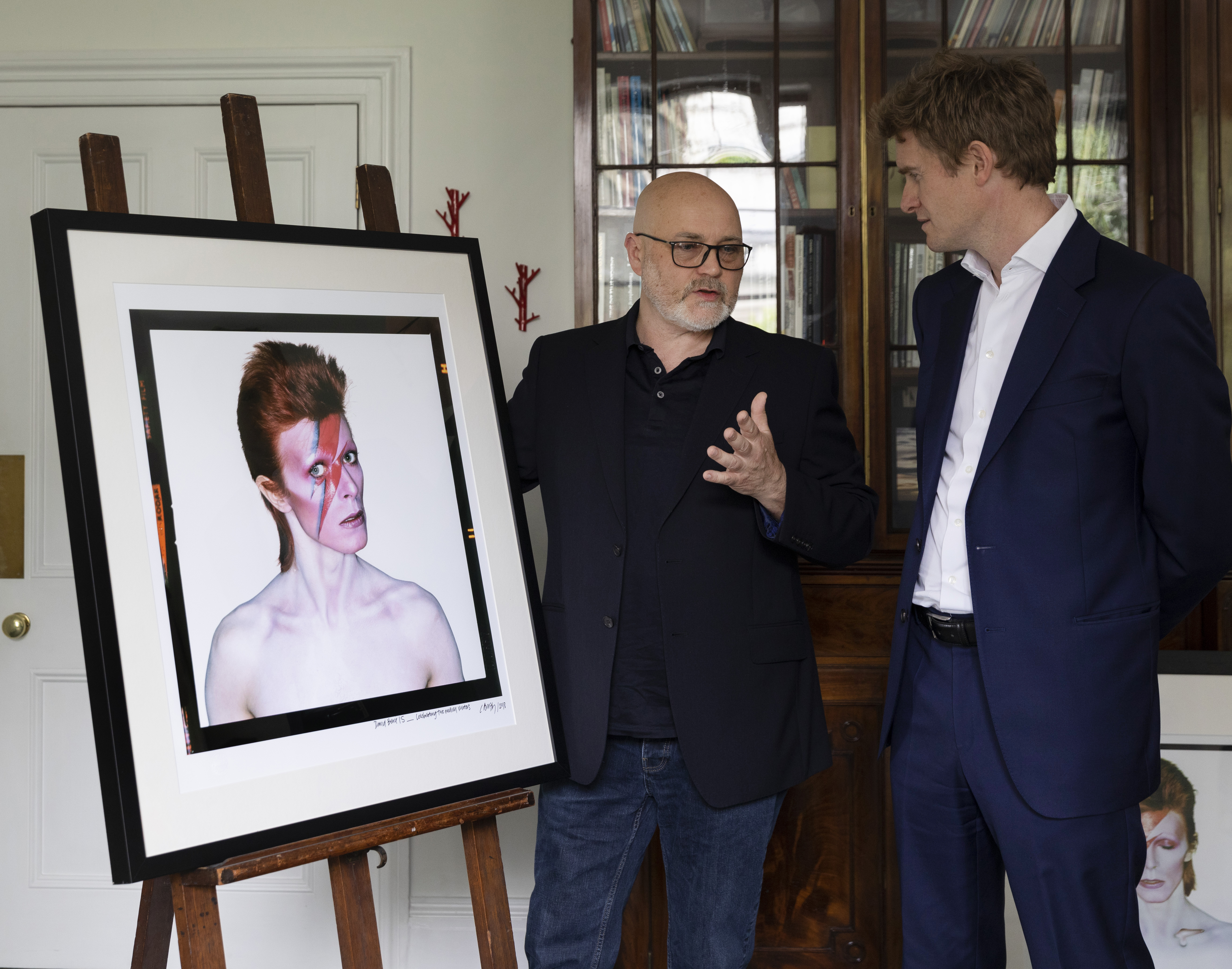 The picture of David Bowie