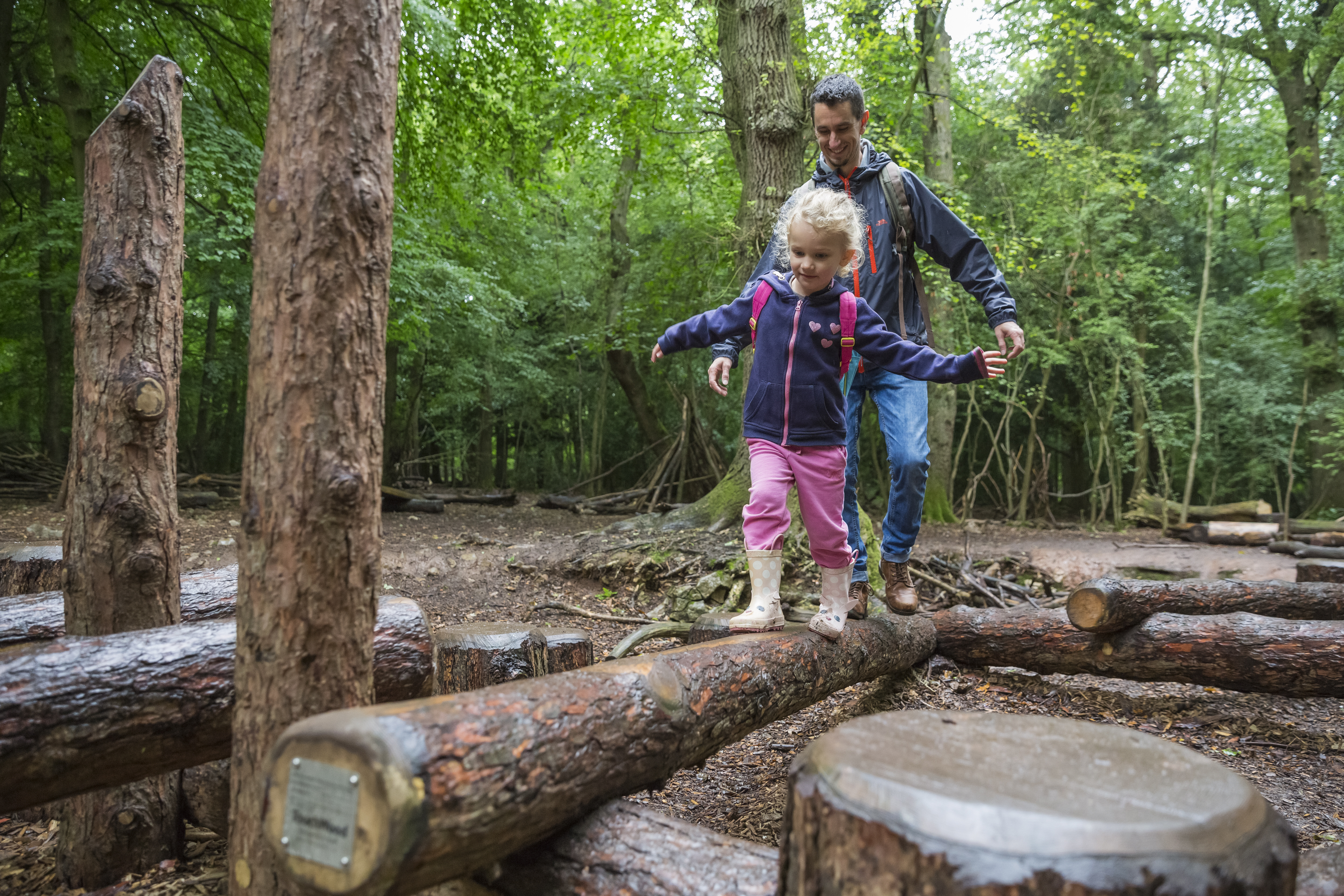 Enjoy family walks (James Dobson/National Trust Images/PA)