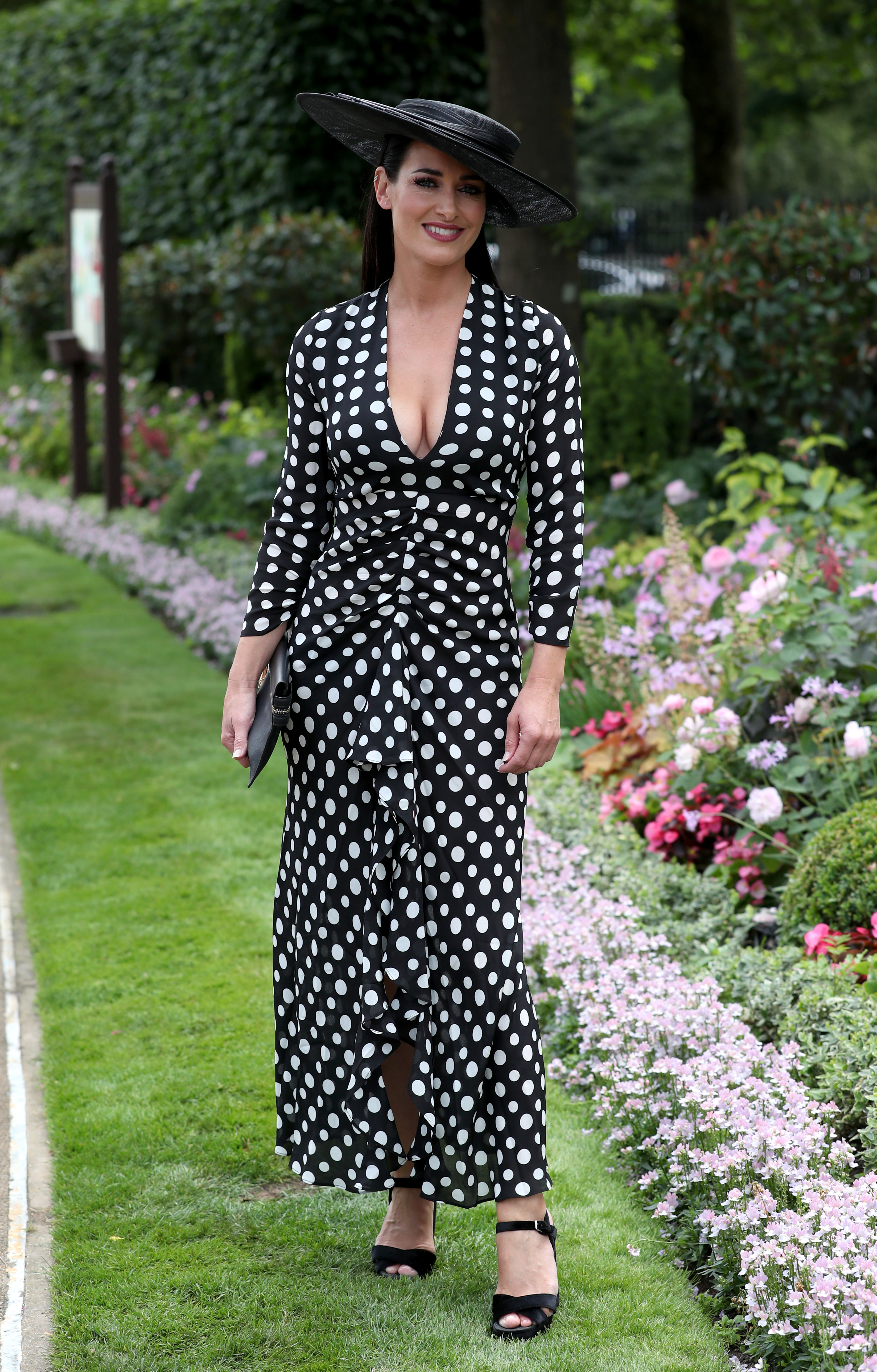 Kirsty Gallacher at Ascot