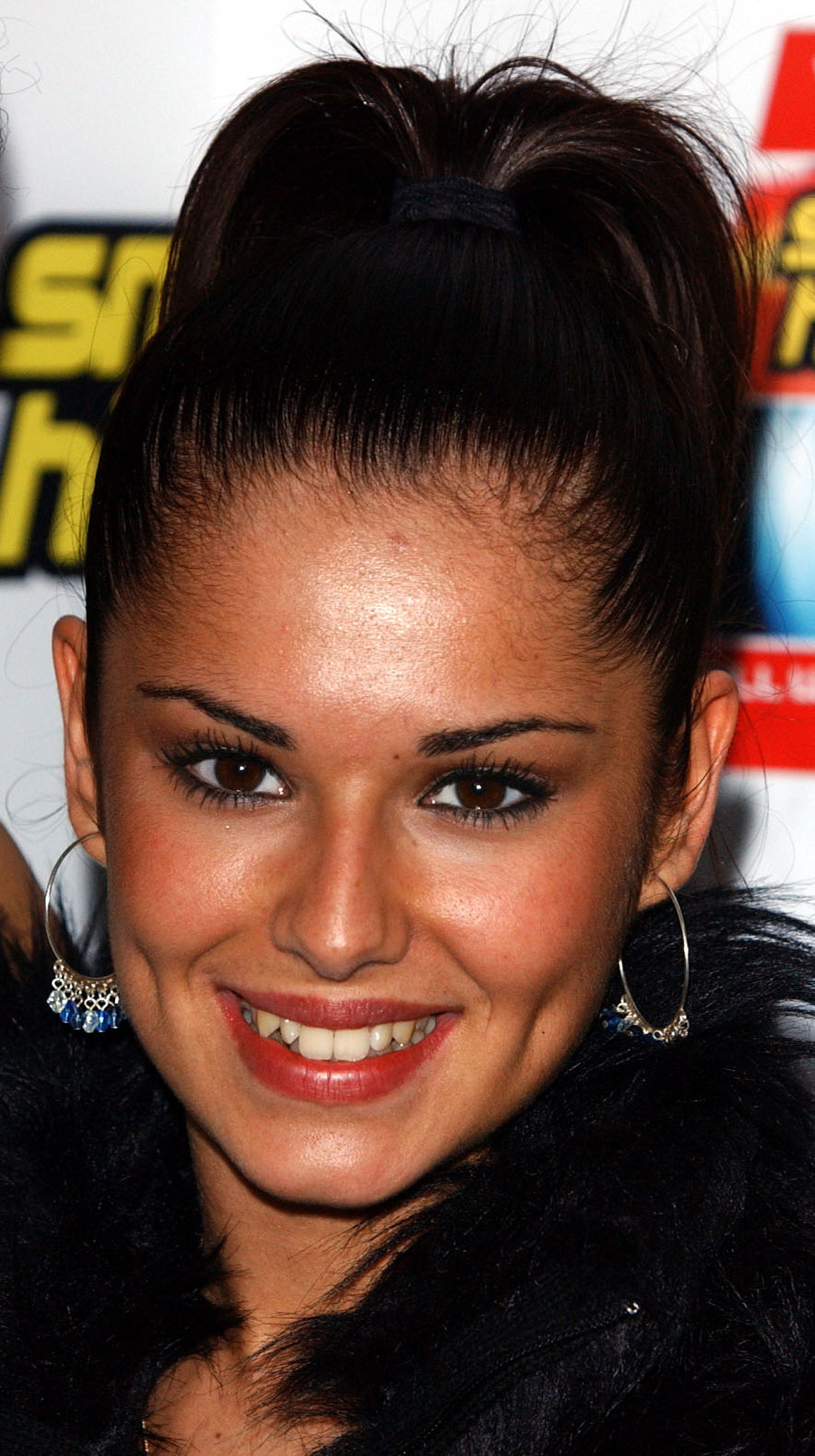 Cheryl Tweedy from Popstars : the Rivals at the Smash Hits T4 Poll Winners Party at the London Arena.