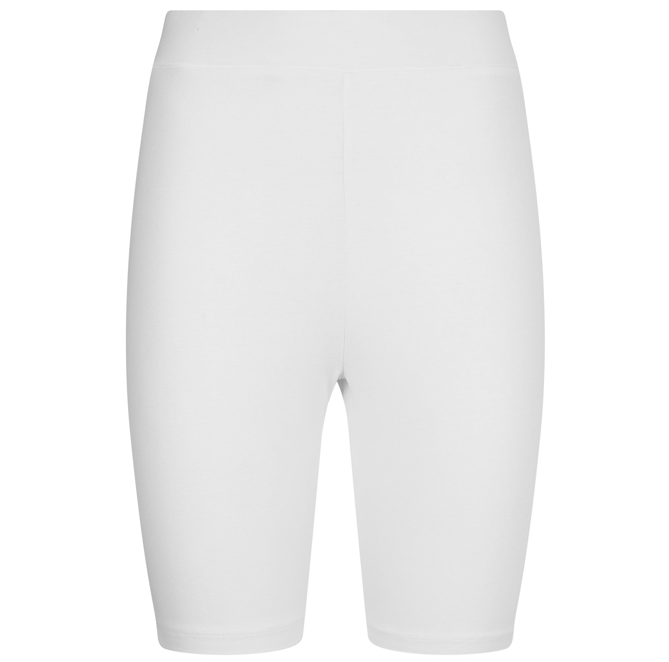 New Look White Cycling Shorts
