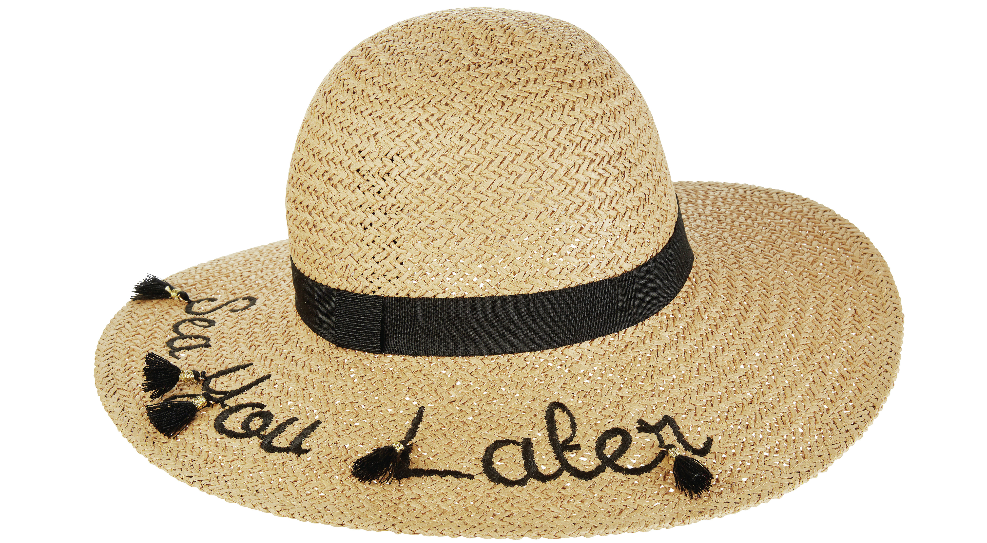 2737782e1 6 slogan sun hats to steal the spotlight in this summer - Beauty ...
