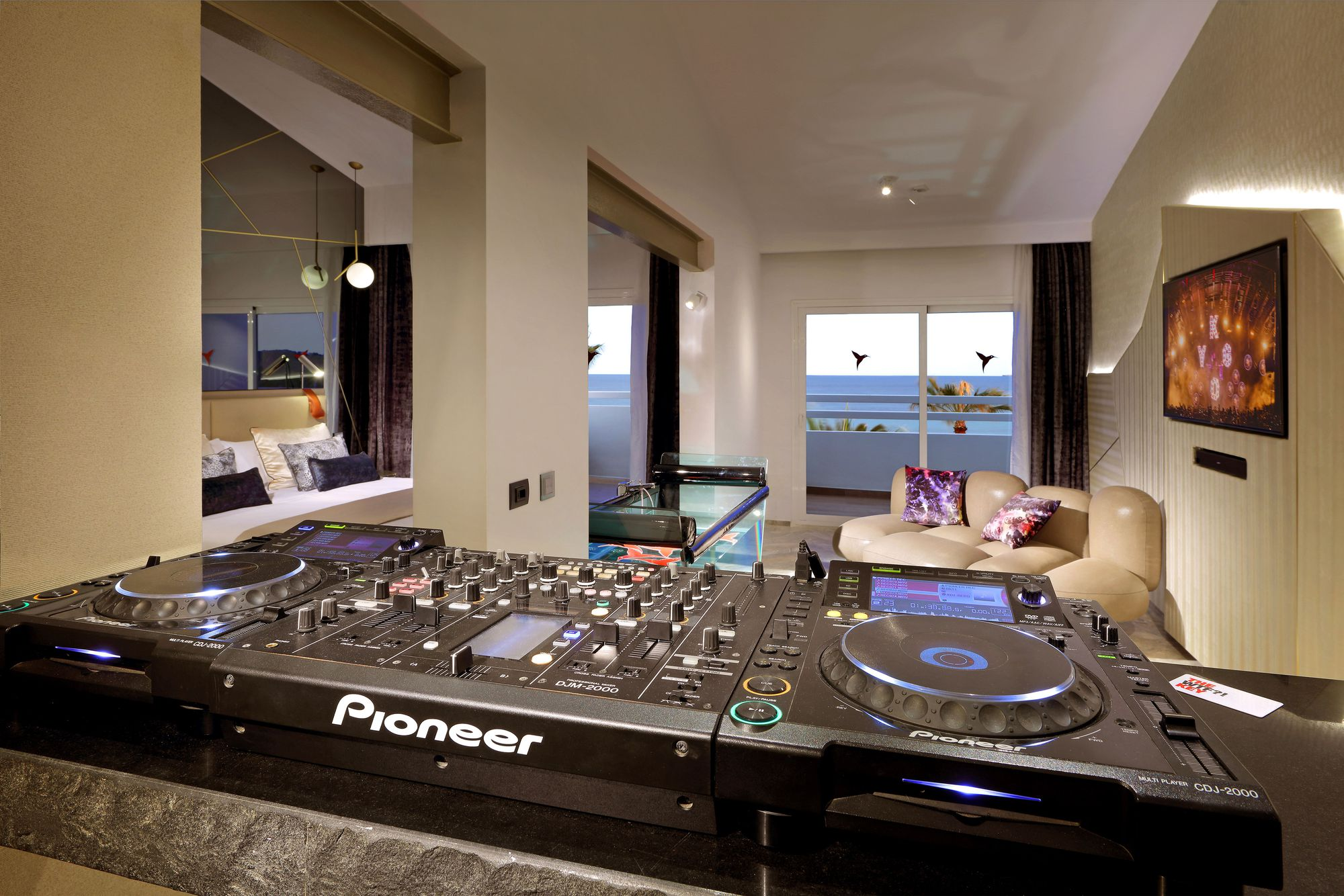 The Pioneer Suite (Ushuaia Ibiza Beach Hotel/PA)