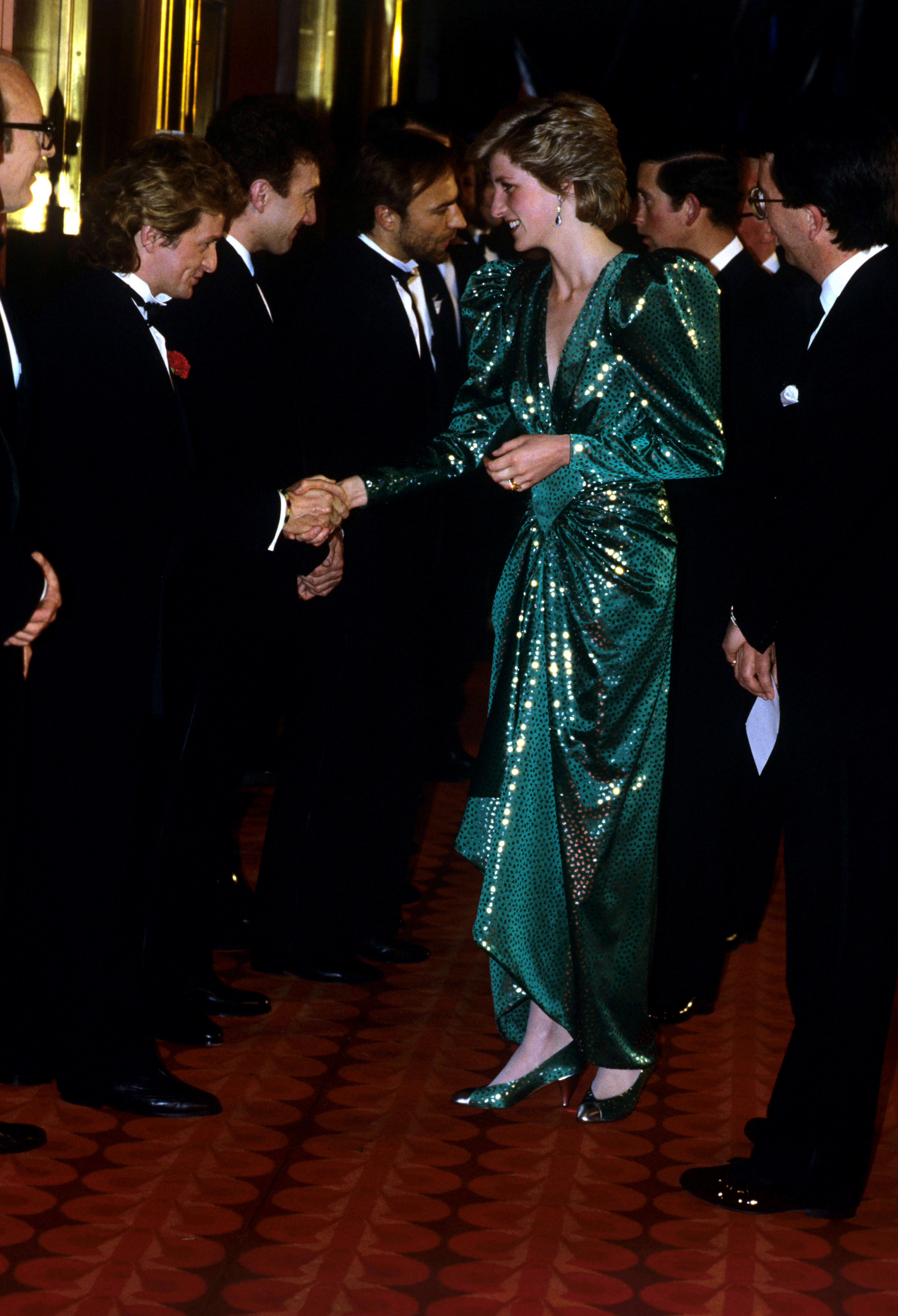 Princess Diana in 1986