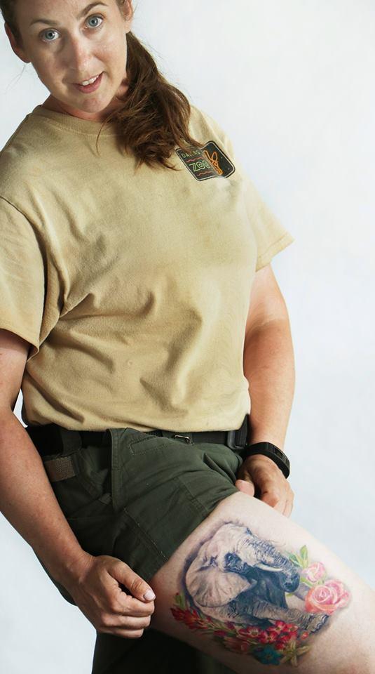 Zookeeper Katrina