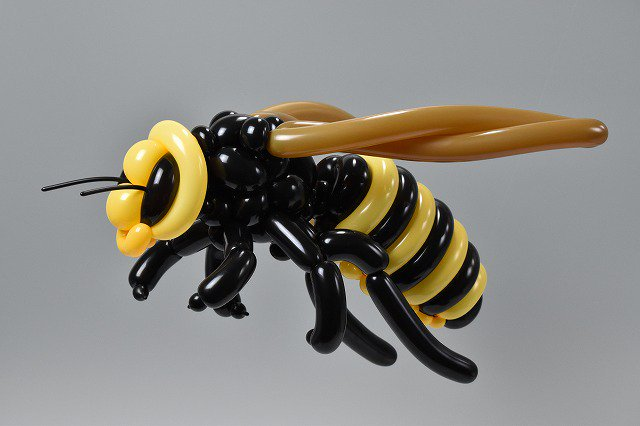 A hornet made by Masayoshi