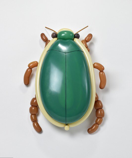 A beetle made by Masayoshi