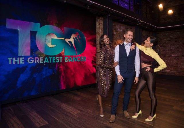 The Greatest Dancer: Cheryl to judge new talent show